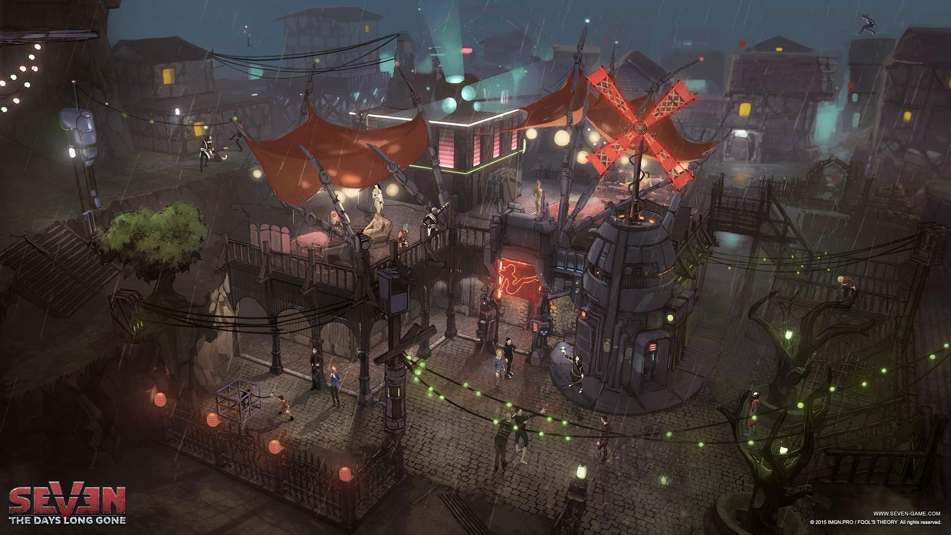 Fond D Ecran Jeux Video Apocalyptique Art Conceptuel
