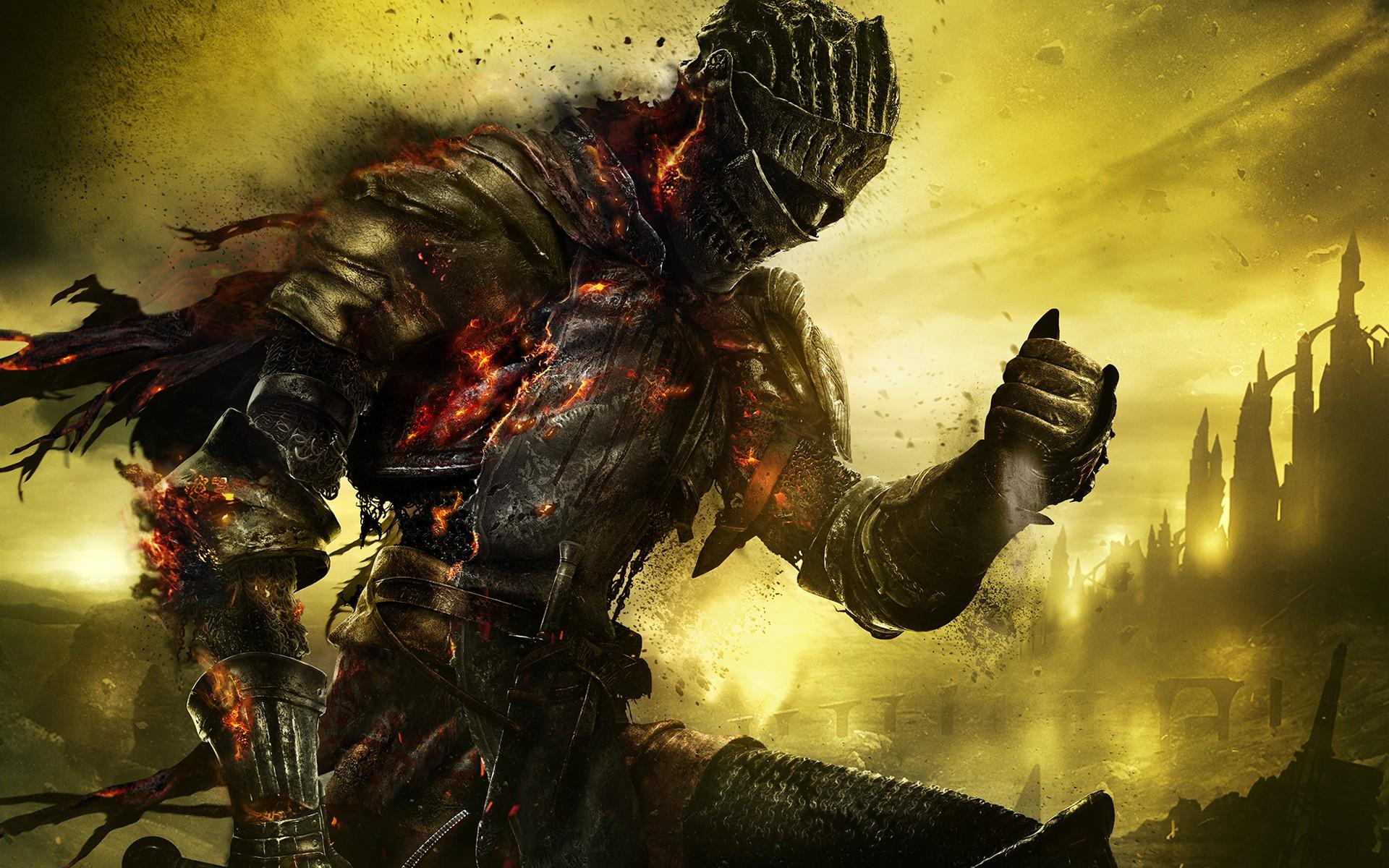 Wallpaper Video Games Artwork Dark Souls Iii Dark Souls