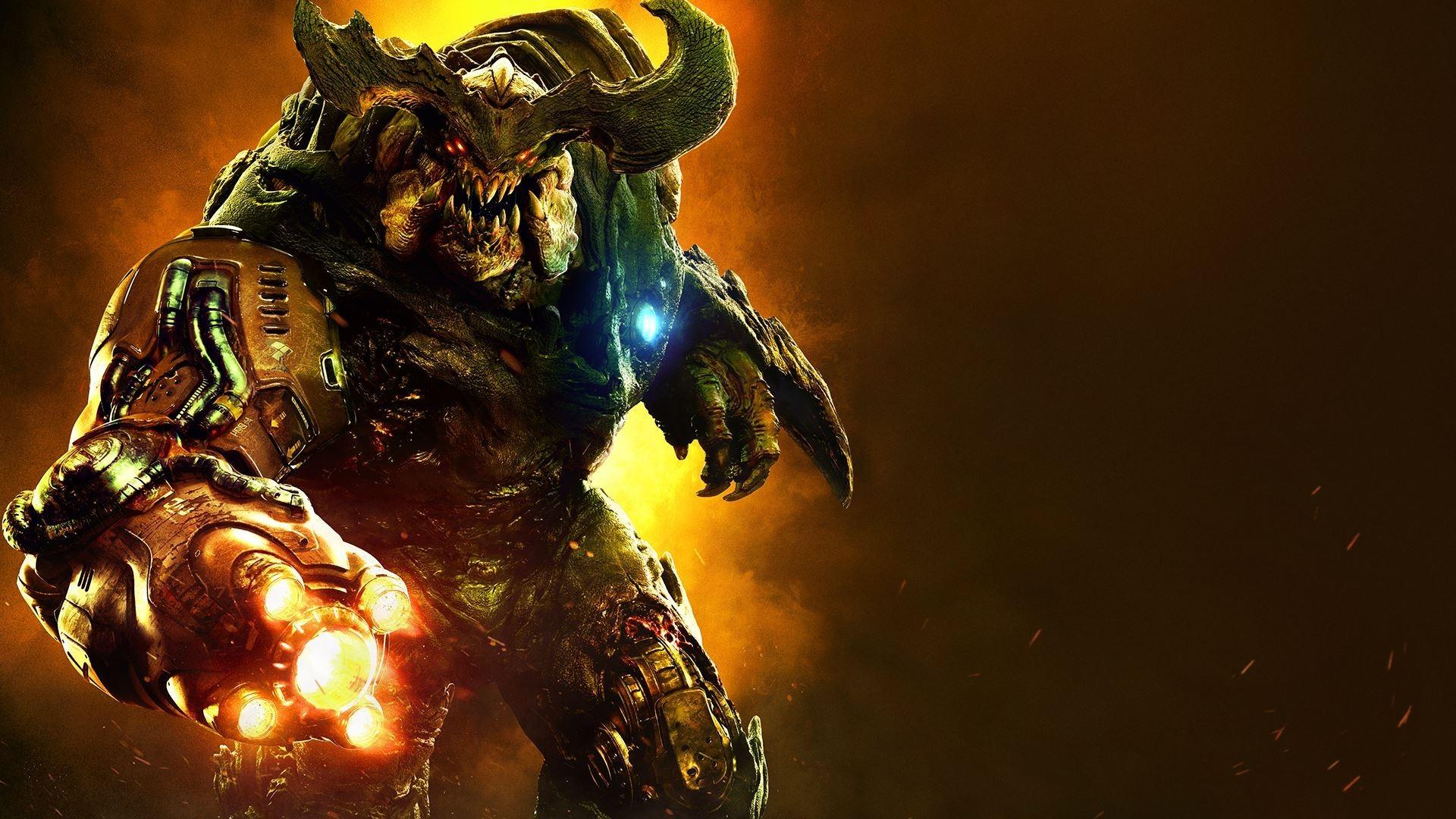 Fondos De Pantalla Videojuegos Obra De Arte Doom 4 Doom