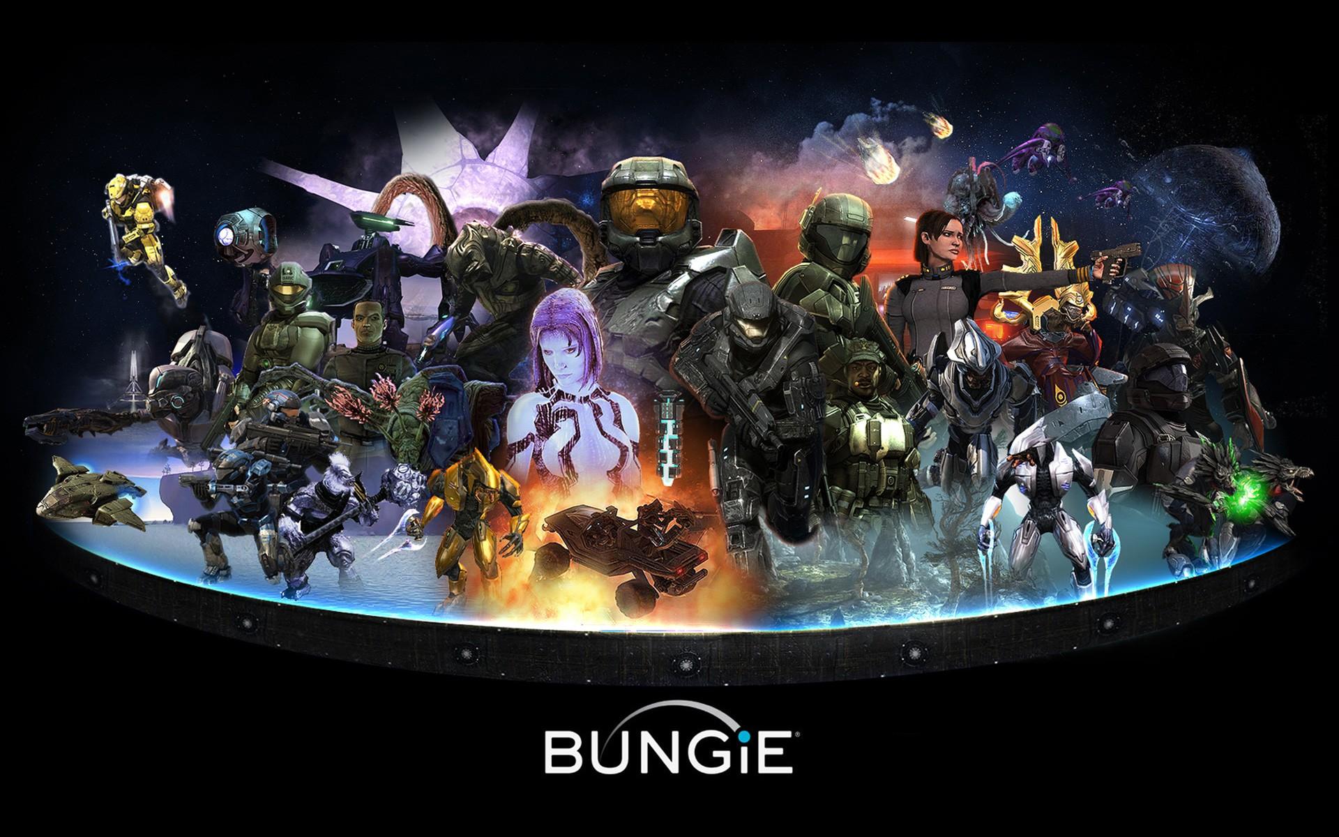 Wallpaper Video Games Artwork Master Chief Halo 2 Cortana