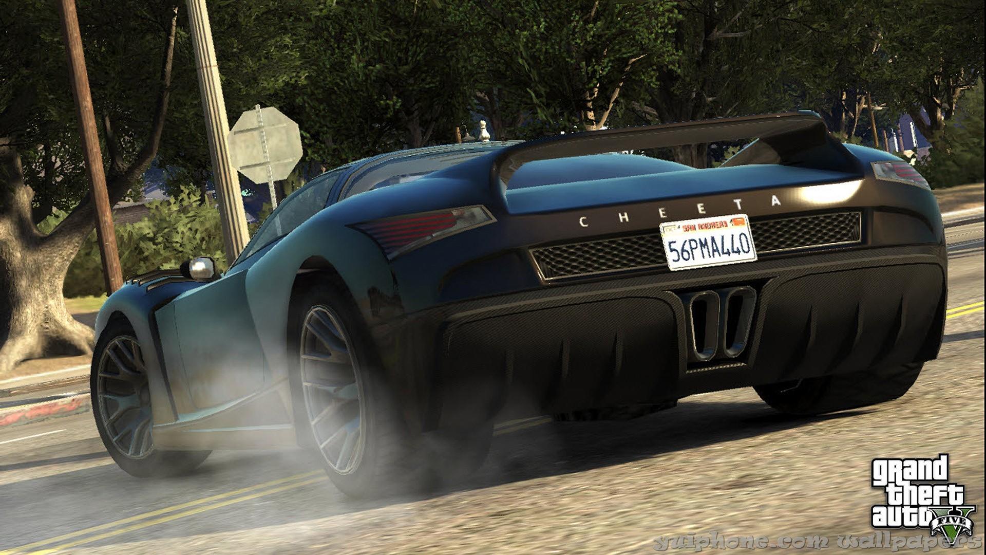 Fond D Ecran Jeux Video Vehicule Grand Theft Auto V