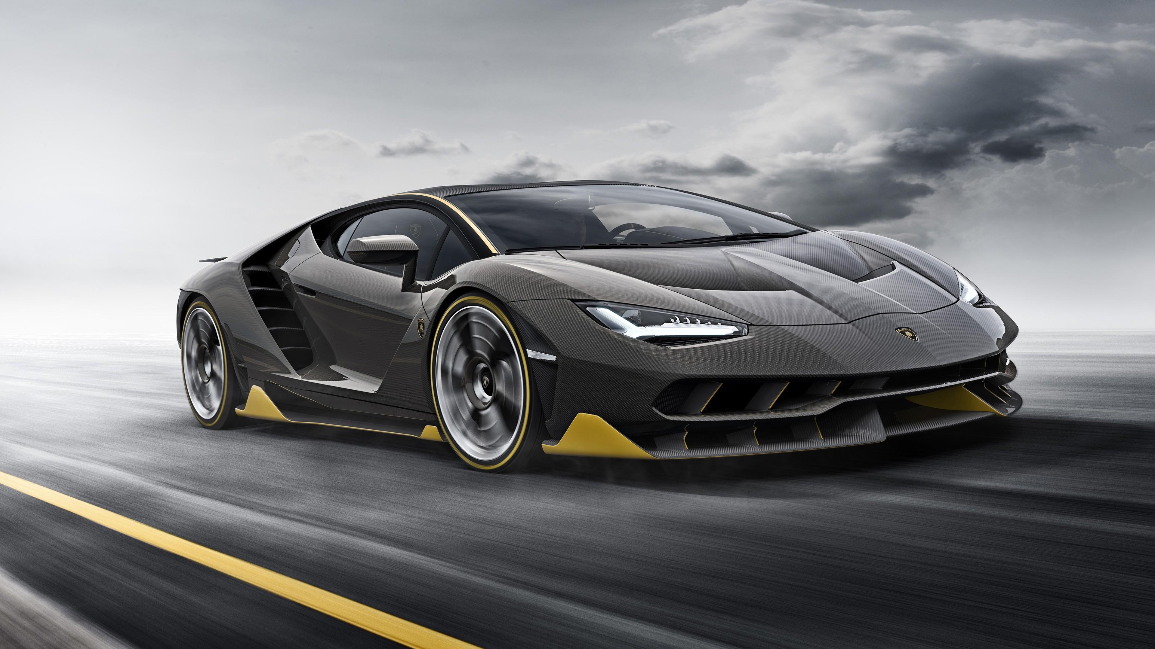 Wallpaper Video Games Lamborghini Aventador Sports Car