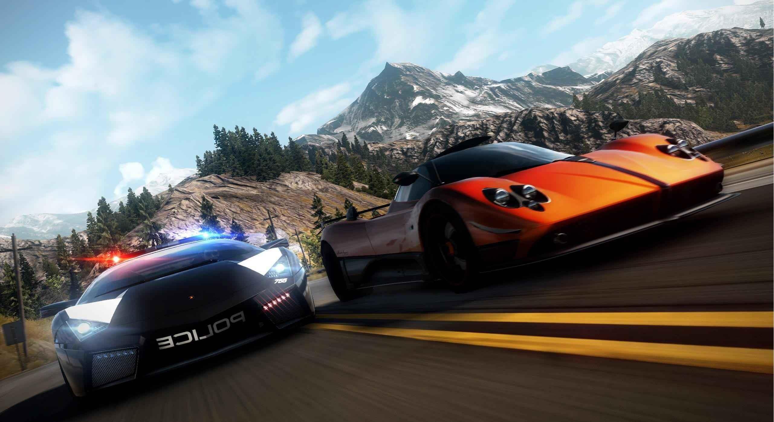 Fond D Ecran Jeux Video Vehicule Need For Speed