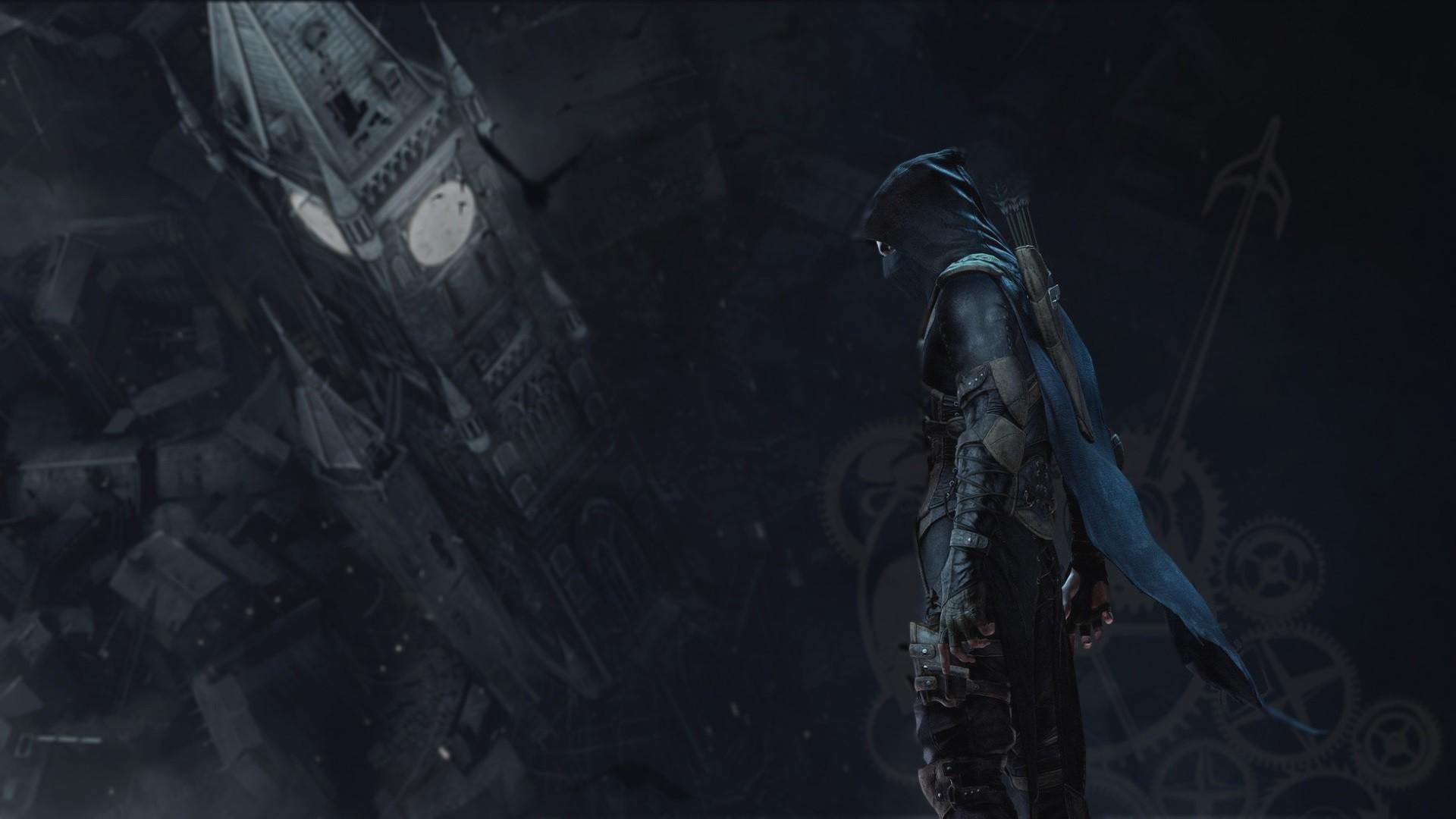 wallpaper : video games, city, gloves, hoods, thief, ninjas