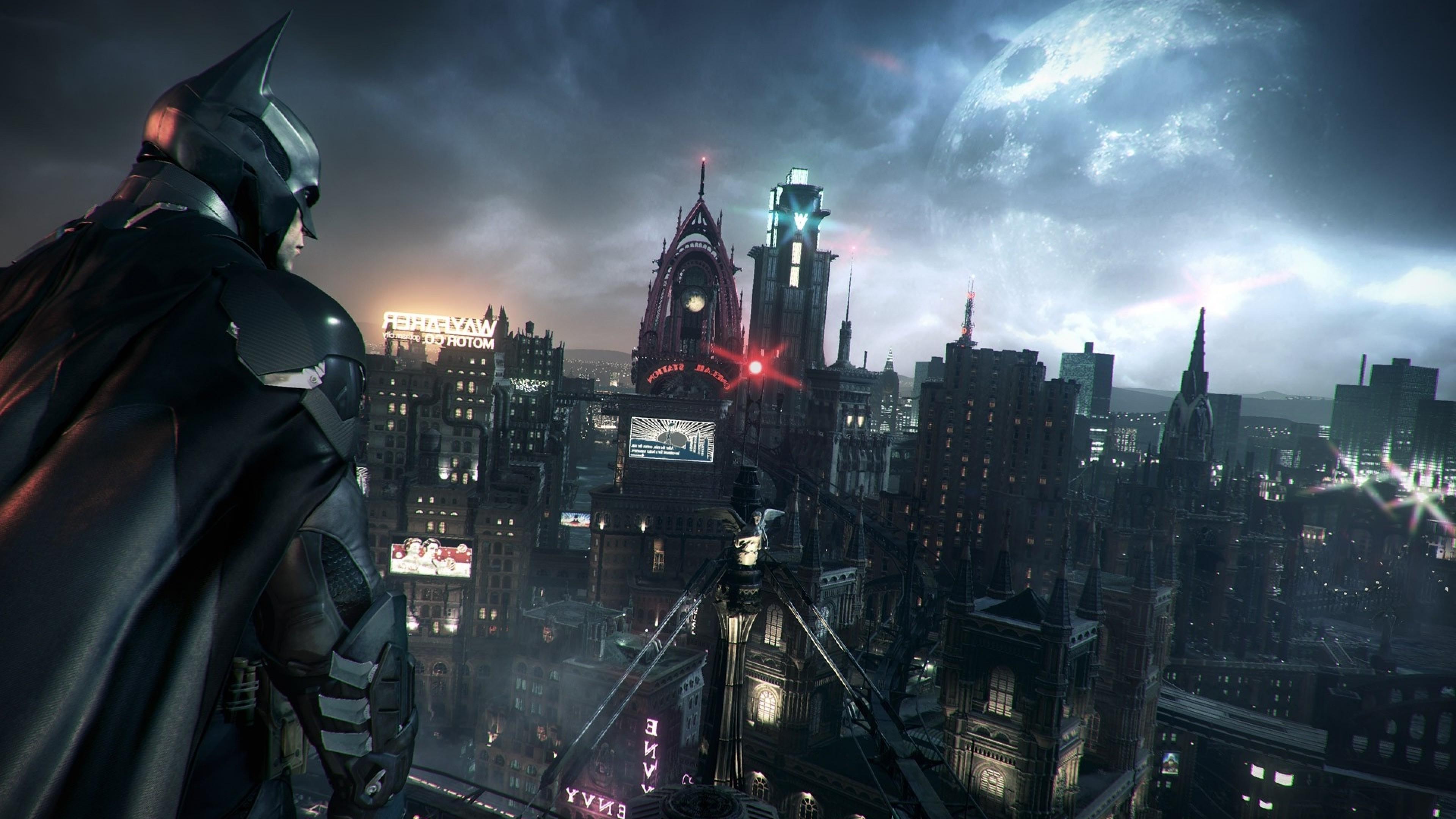 city gotham download games