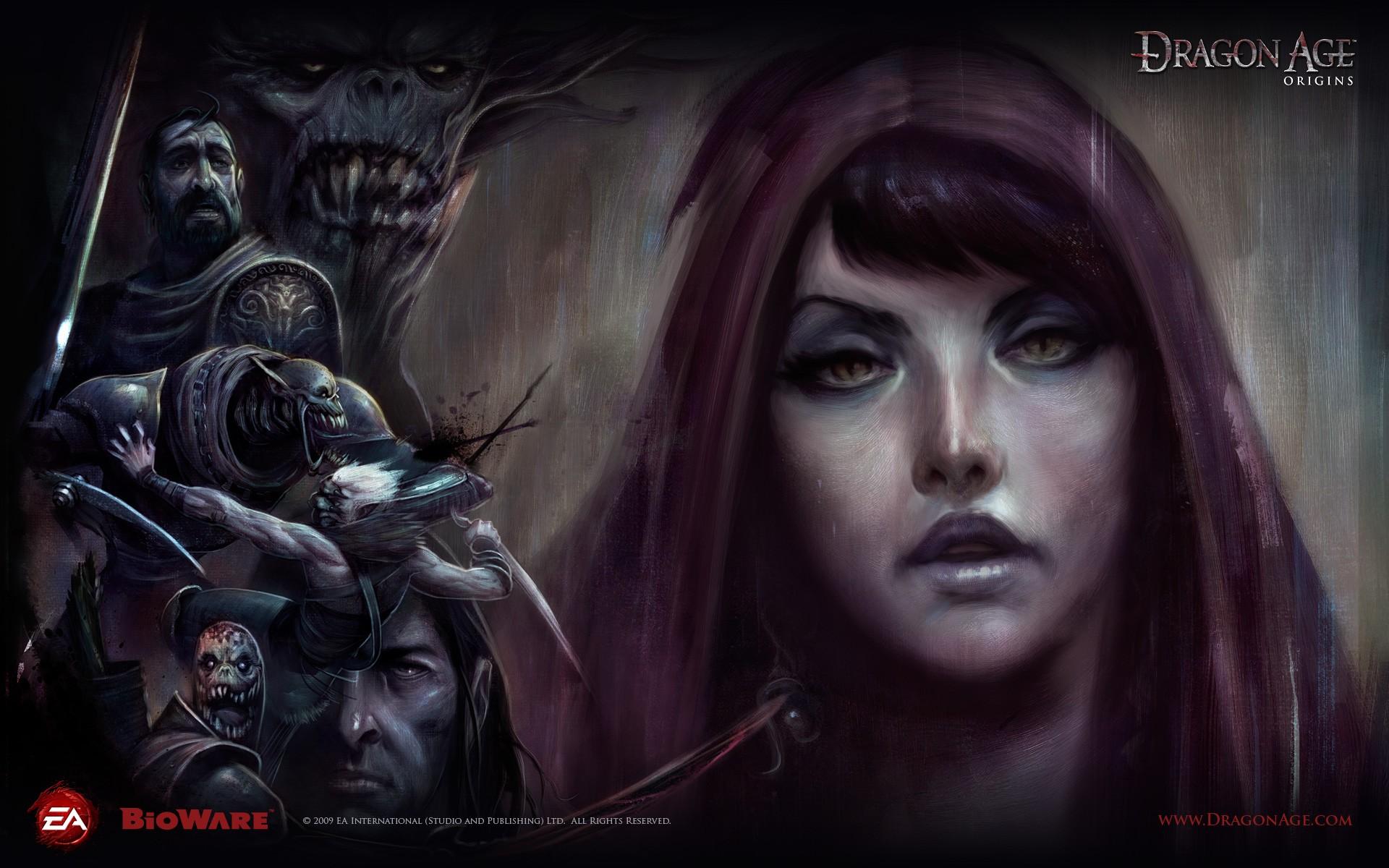 Wallpaper Video Games Comics Dragon Age Dragon Age Origins