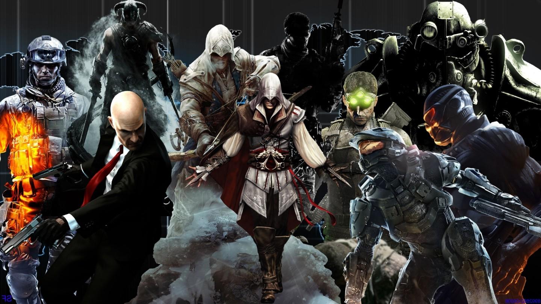 картинка много разных игр центра