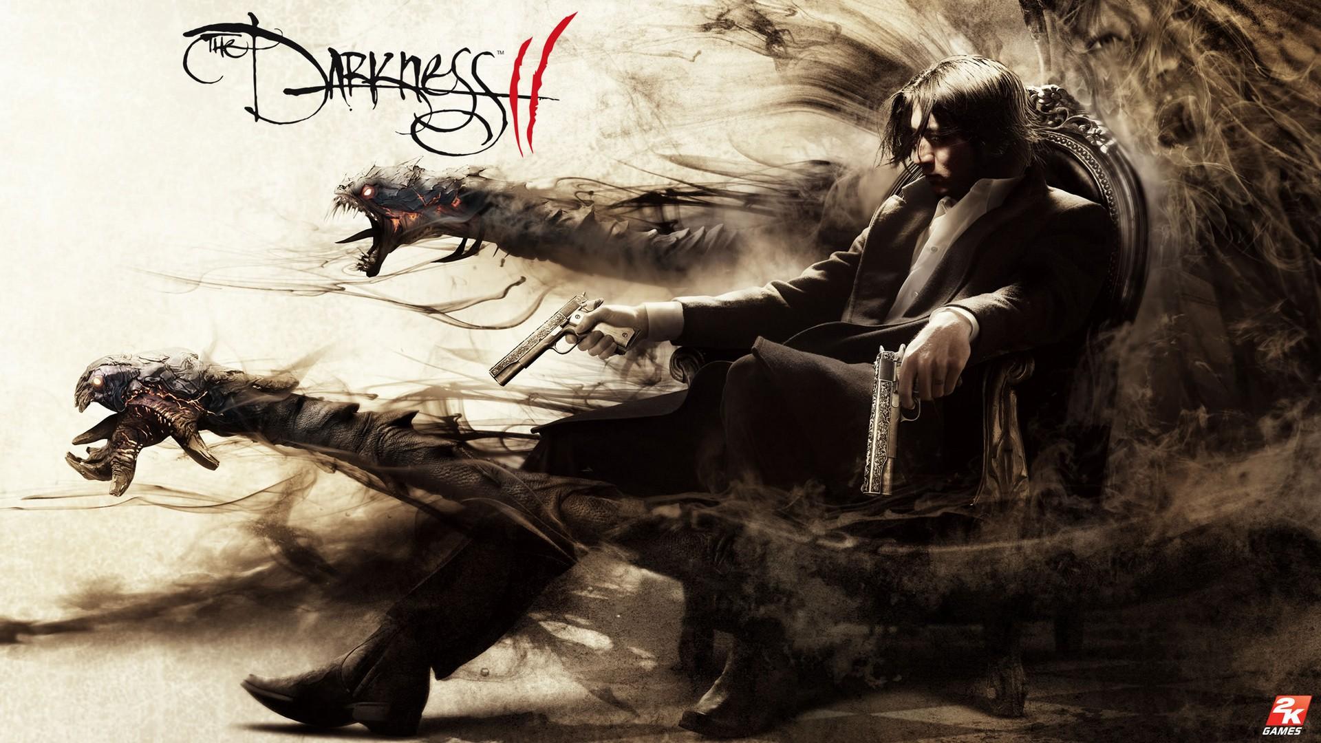 Wallpaper : video games, demon, mythology, The Darkness 2