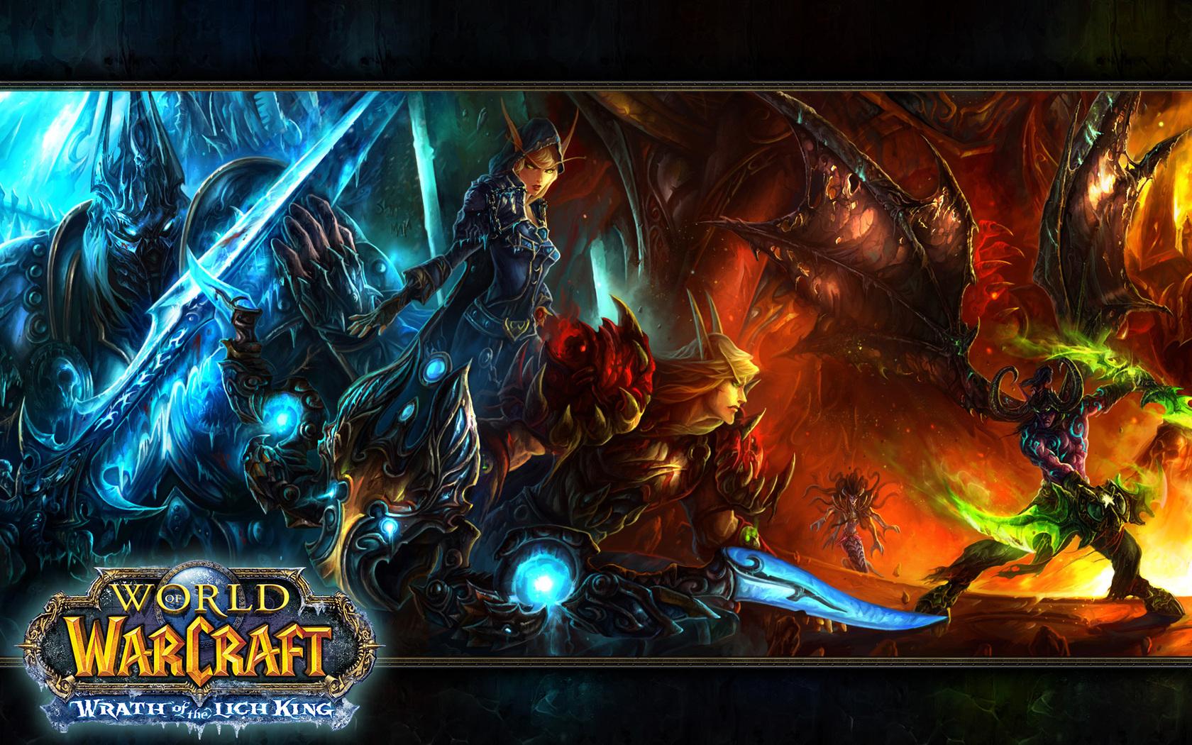 Wallpaper Video Games Fantasy Art World Of Warcraft Blood Elf