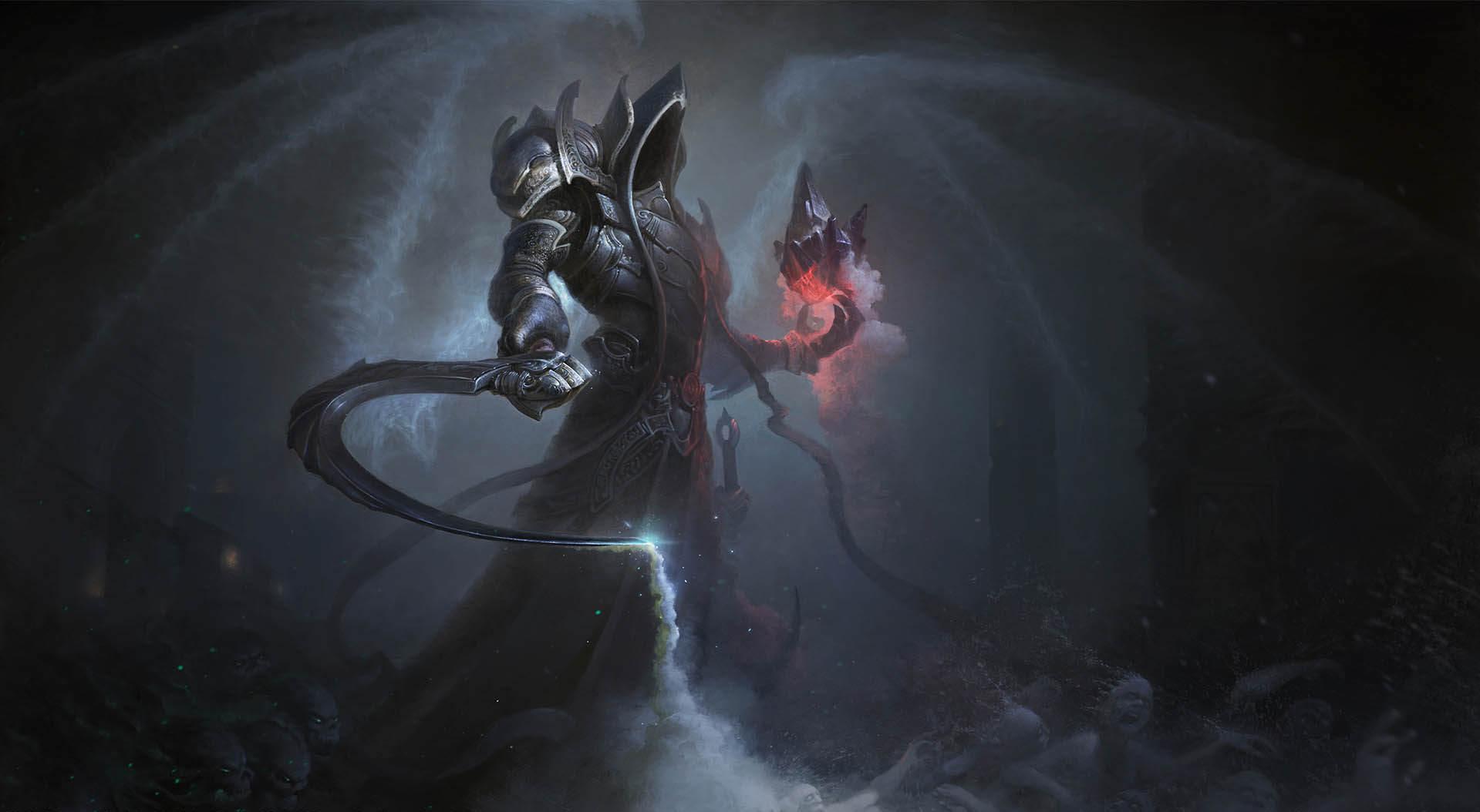 Dioblo 3 demon hunter porn nude toons