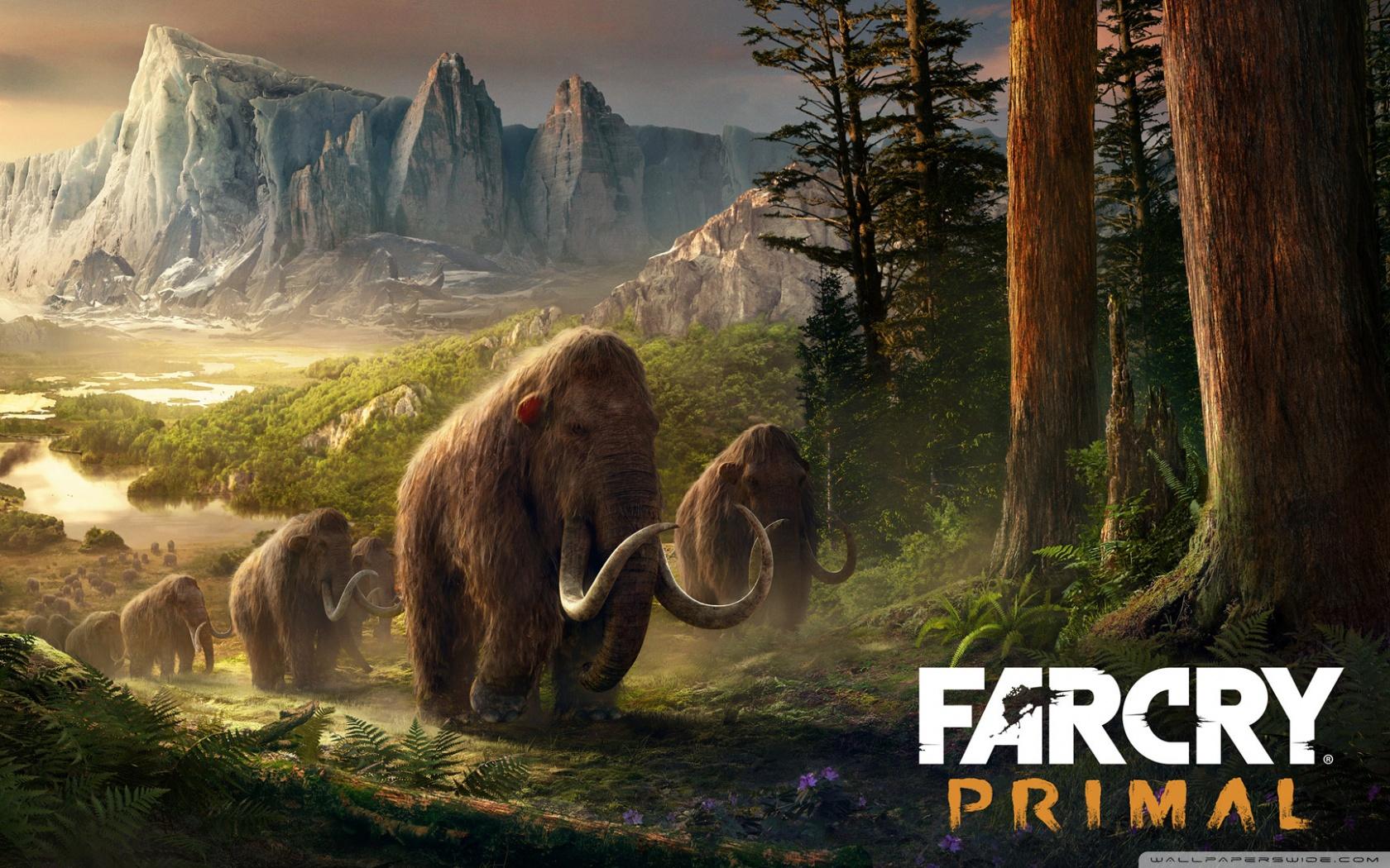 Wallpaper Video Games Far Cry Primal Far Cry 1680x1050