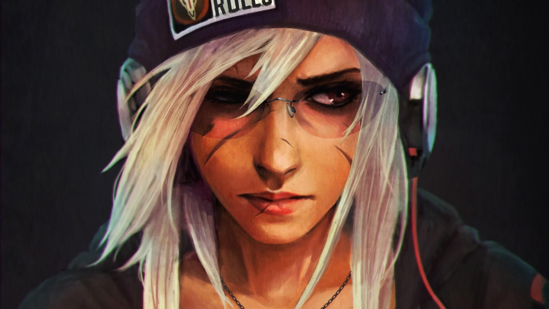 Wallpaper Video Games Glasses Reaper Overwatch Blizzard