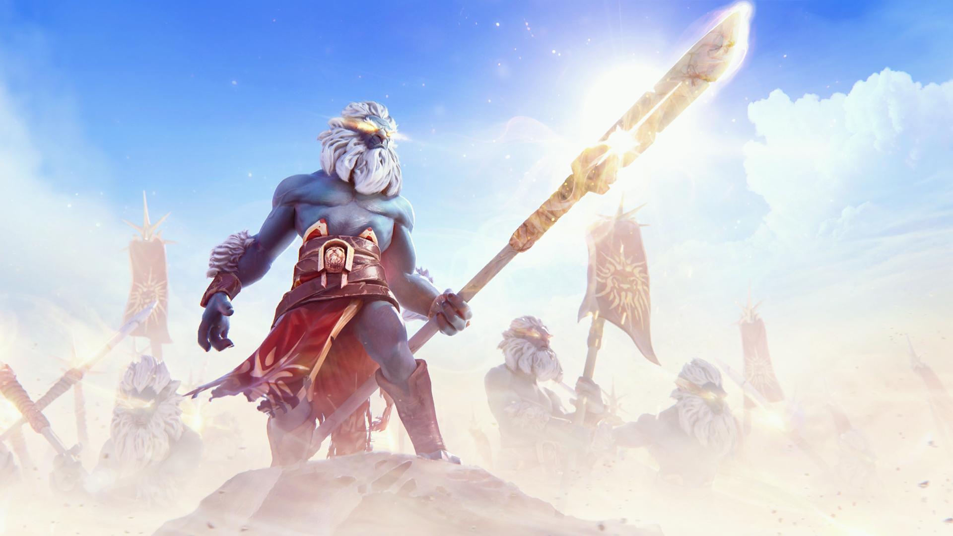 Video Games Hero Dota 2 Valve Corporation Defense Of The Ancient Phantom Lancer Screenshot