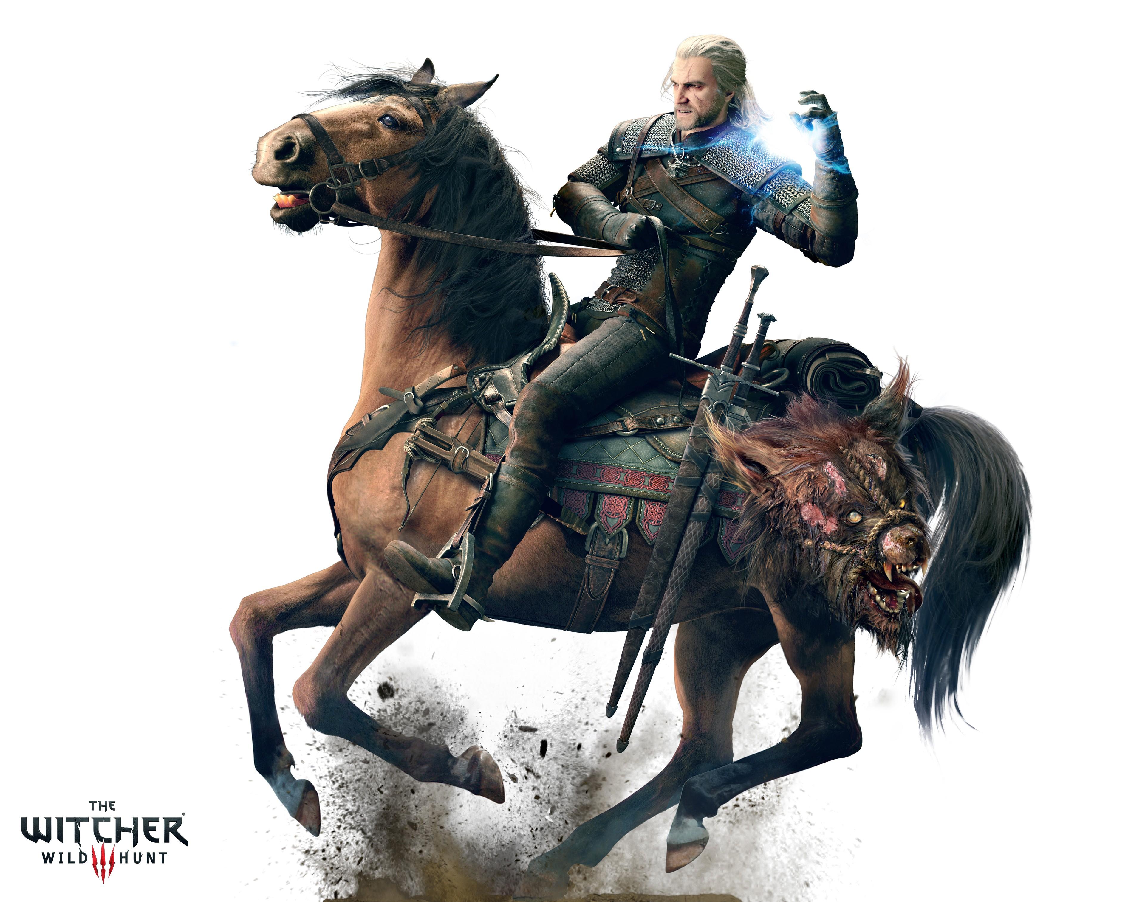 Sfondi Videogiochi The Witcher 3 Caccia Selvaggia Geralt Di