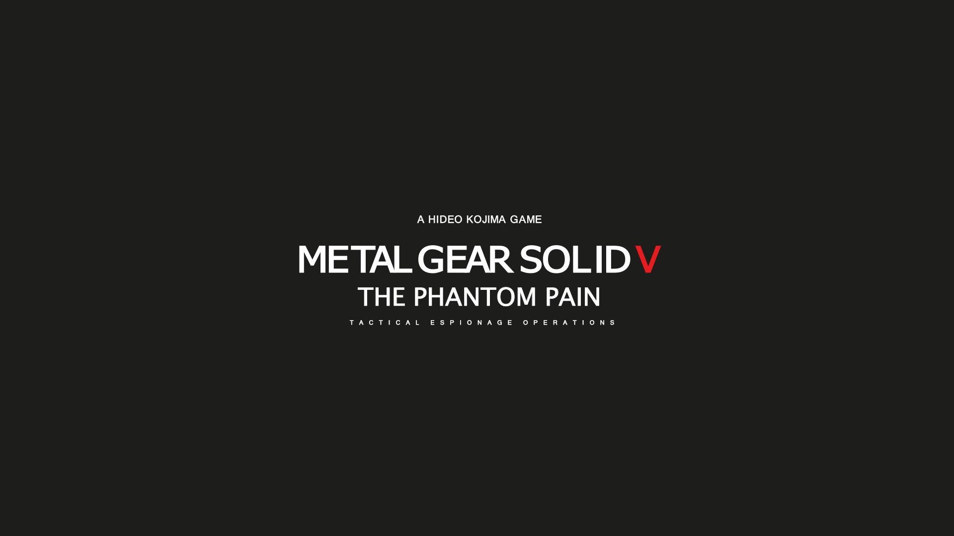 Wallpaper Video Games Minimalism Text Logo Simple Metal