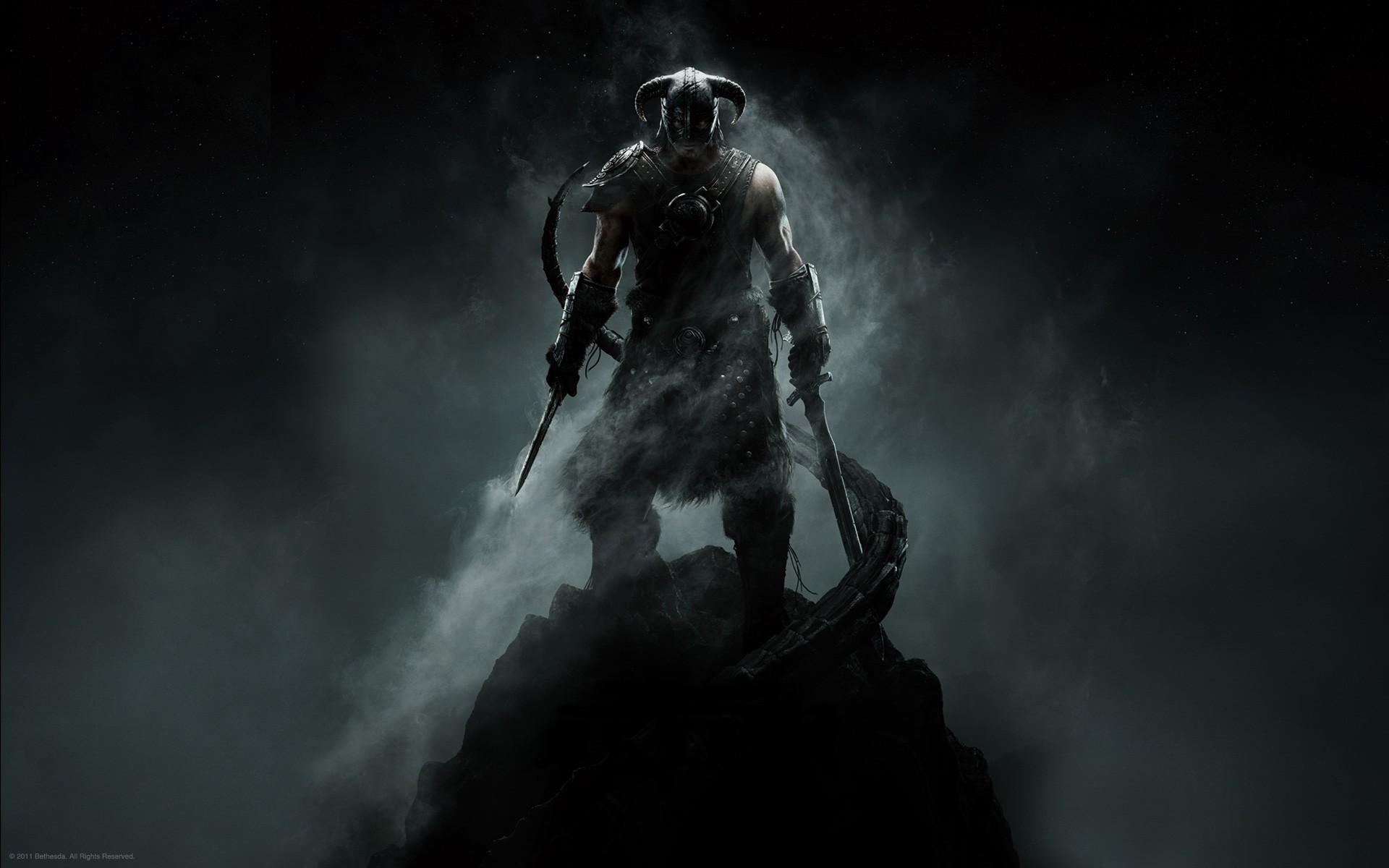 Elder Scrolls V Skyrim Dragonborn Dovahkiin