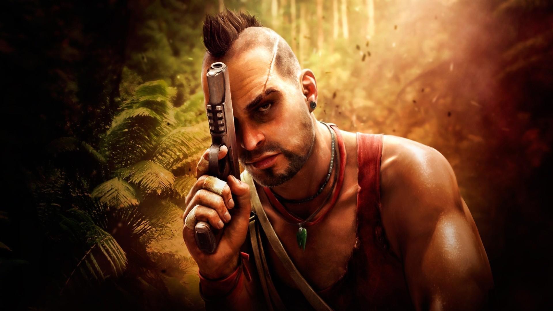 Wallpaper Video Games Mythology Far Cry Far Cry 3 Vaas