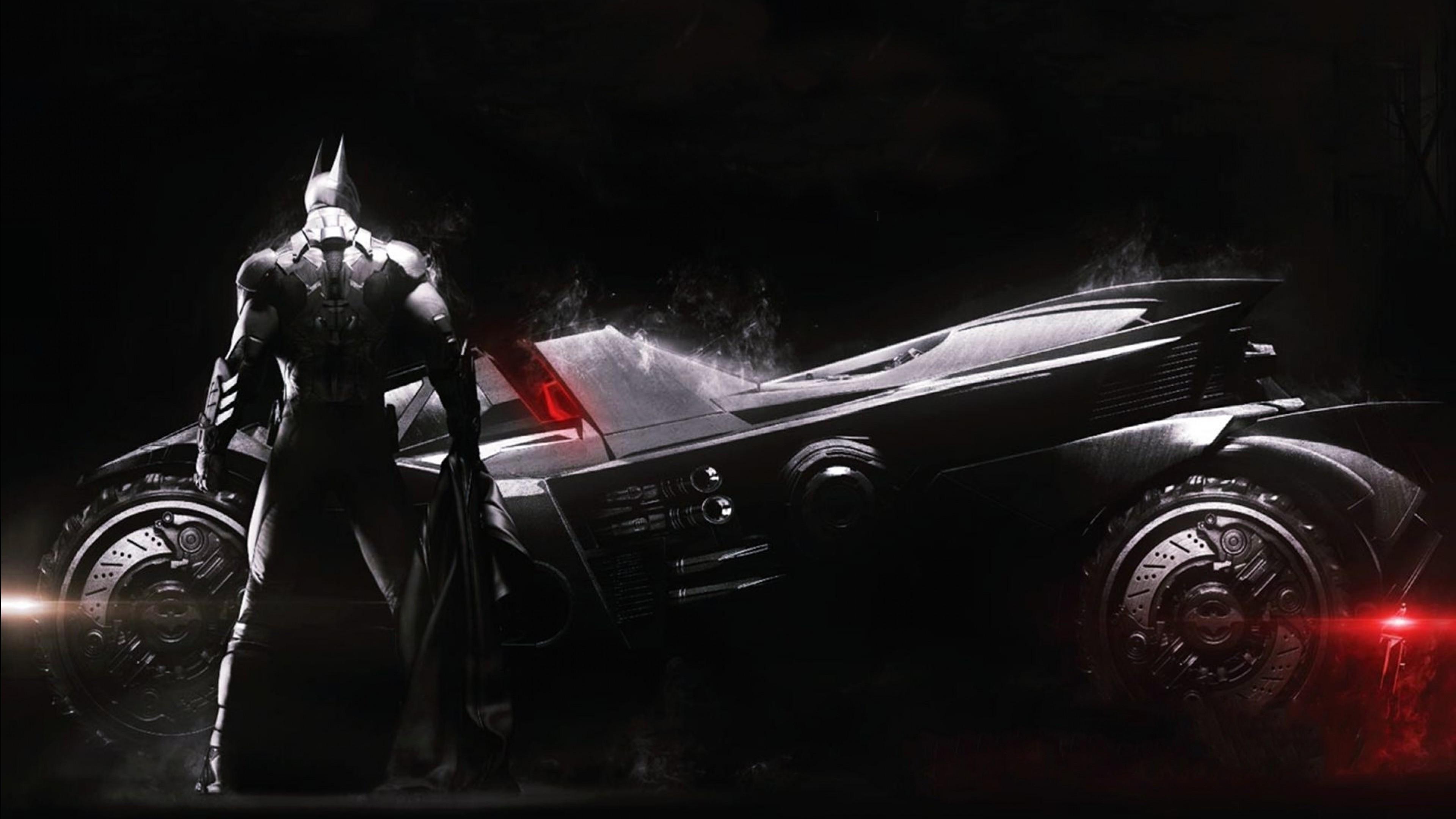 Wallpaper Video Games Night Motorcycle Vehicle Batman Arkham