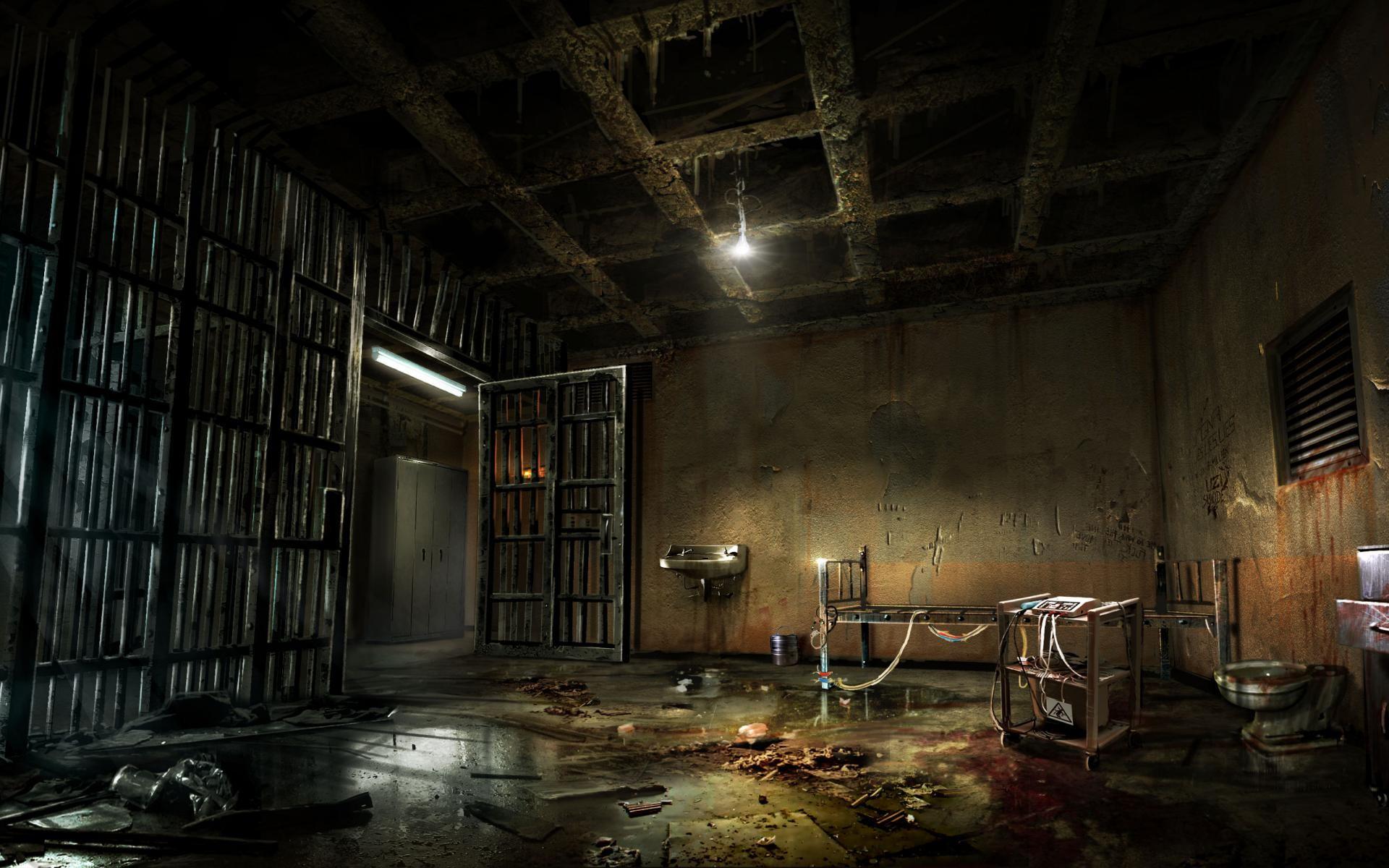 Sfondi videogiochi notte orrore camera abbandonato for Sedia horror