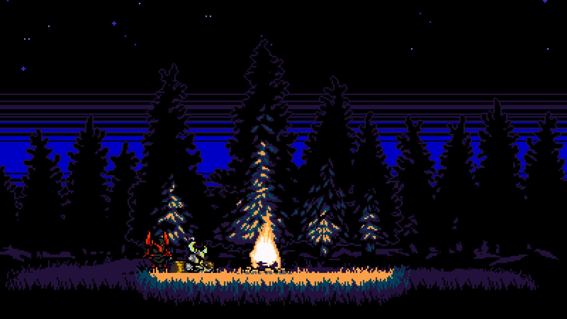 Wallpaper Video Games Night Pixel Art Retro Games 16