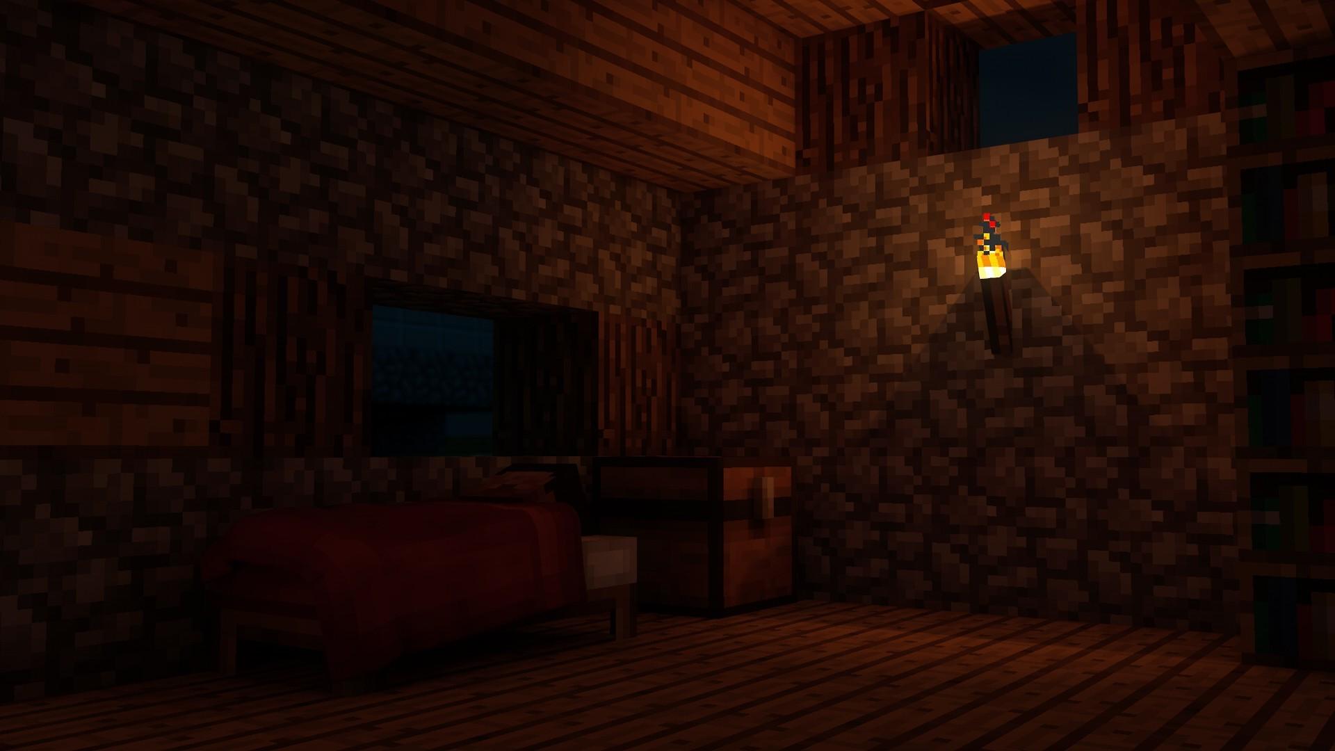 Wonderful Wallpaper Minecraft Night - video-games-night-room-bed-sleeping-house-Minecraft-estate-lighting-darkness-mansion-screenshot-1920x1080-px-715646  Picture_192374.jpg