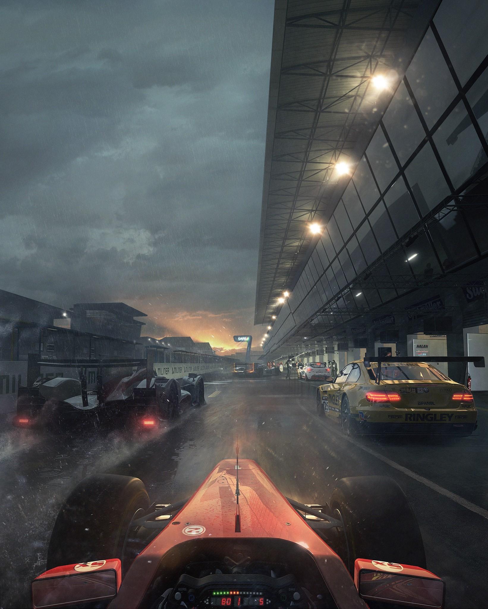 Wallpaper : video games, night, vehicle, artwork, evening