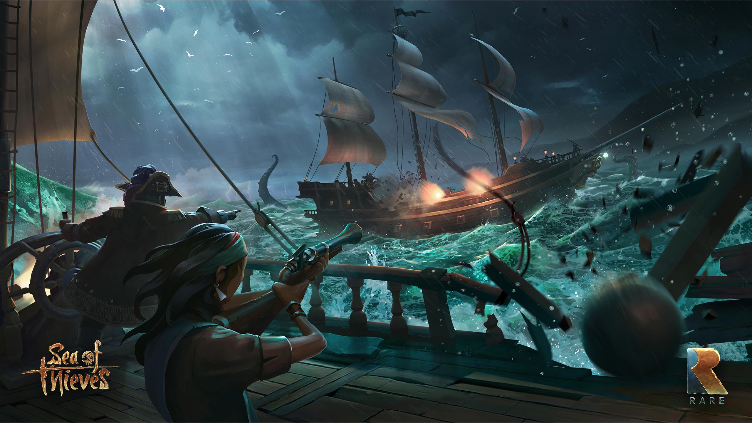 Sea Of Thieves 2560x1440