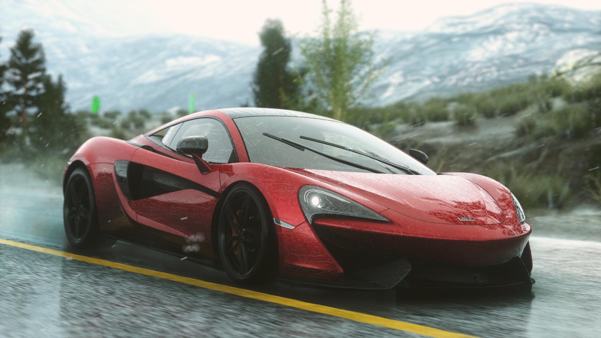 Wallpaper : video games, race cars, sports car, McLaren MP4 12C ...