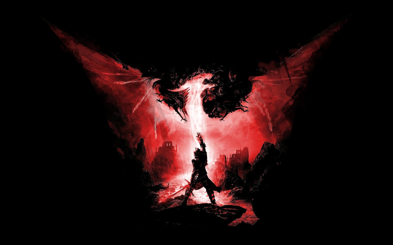 Wallpaper Video Games Red Dragon Age Dragon Age
