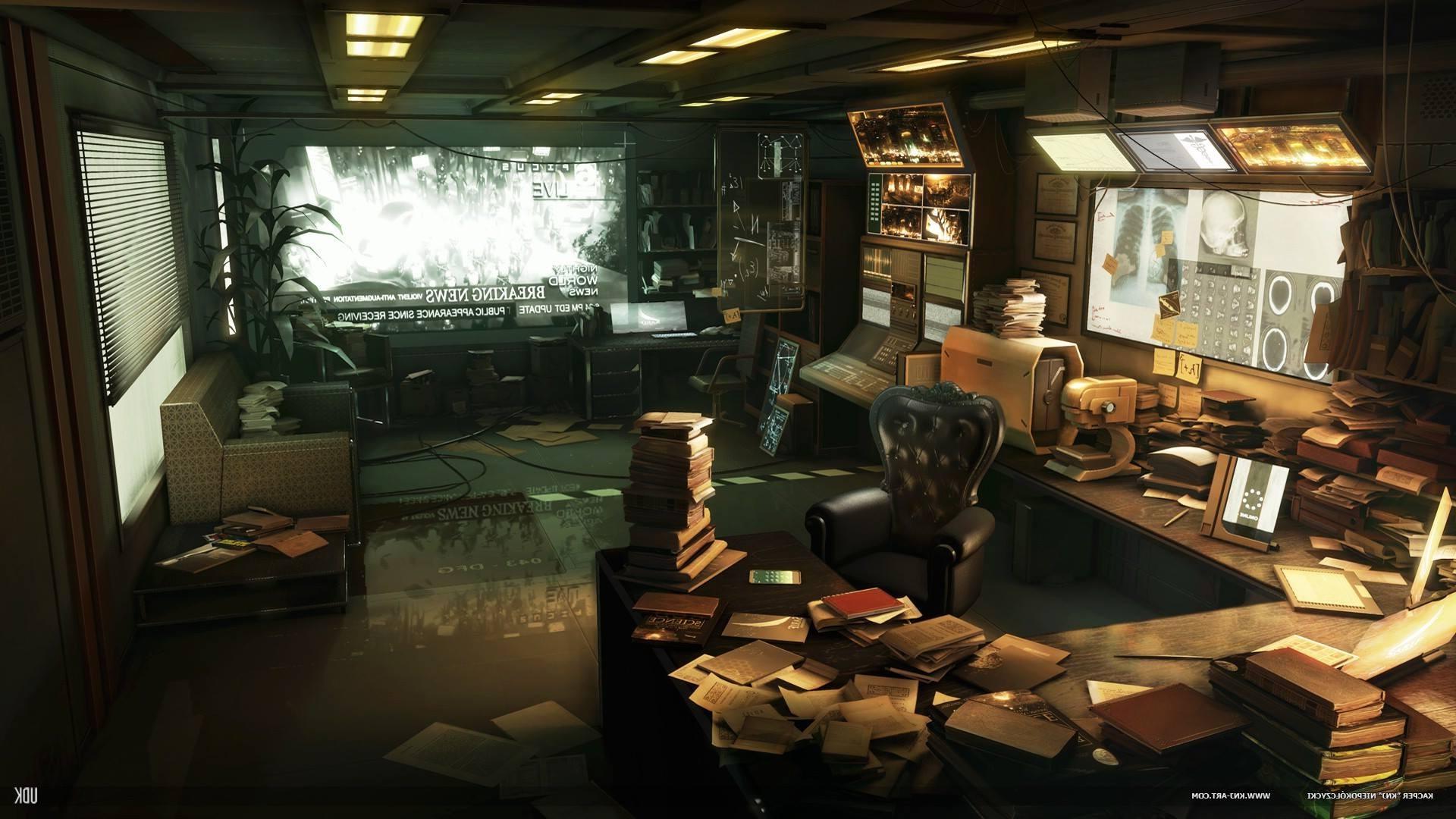 Fondos de pantalla videojuegos habitaci n obra de arte - Juego de diseno de interiores ...