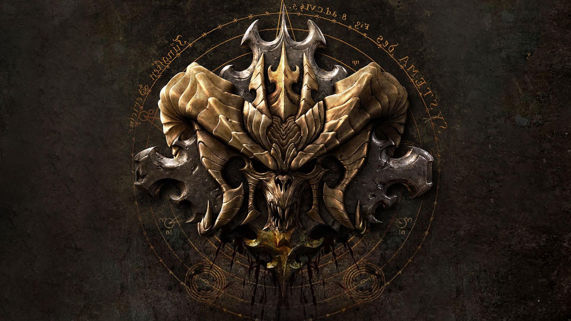 Fondos De Pantalla Videojuegos Escultura Estatua Diablo