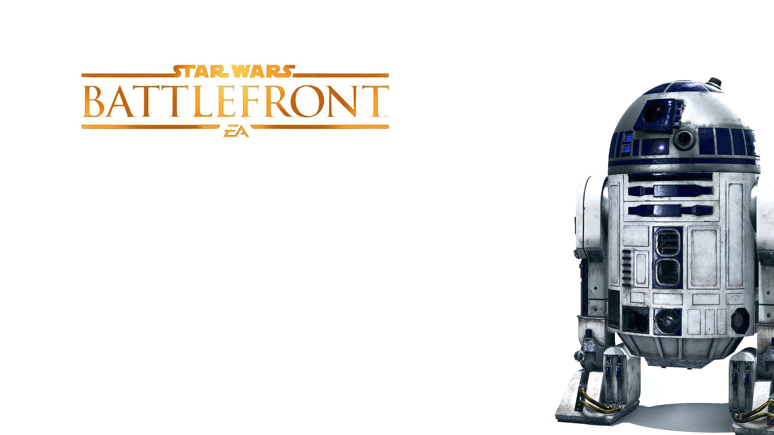 デスクトップ壁紙 ビデオゲーム 単純な背景 R2 D2 機械 スター