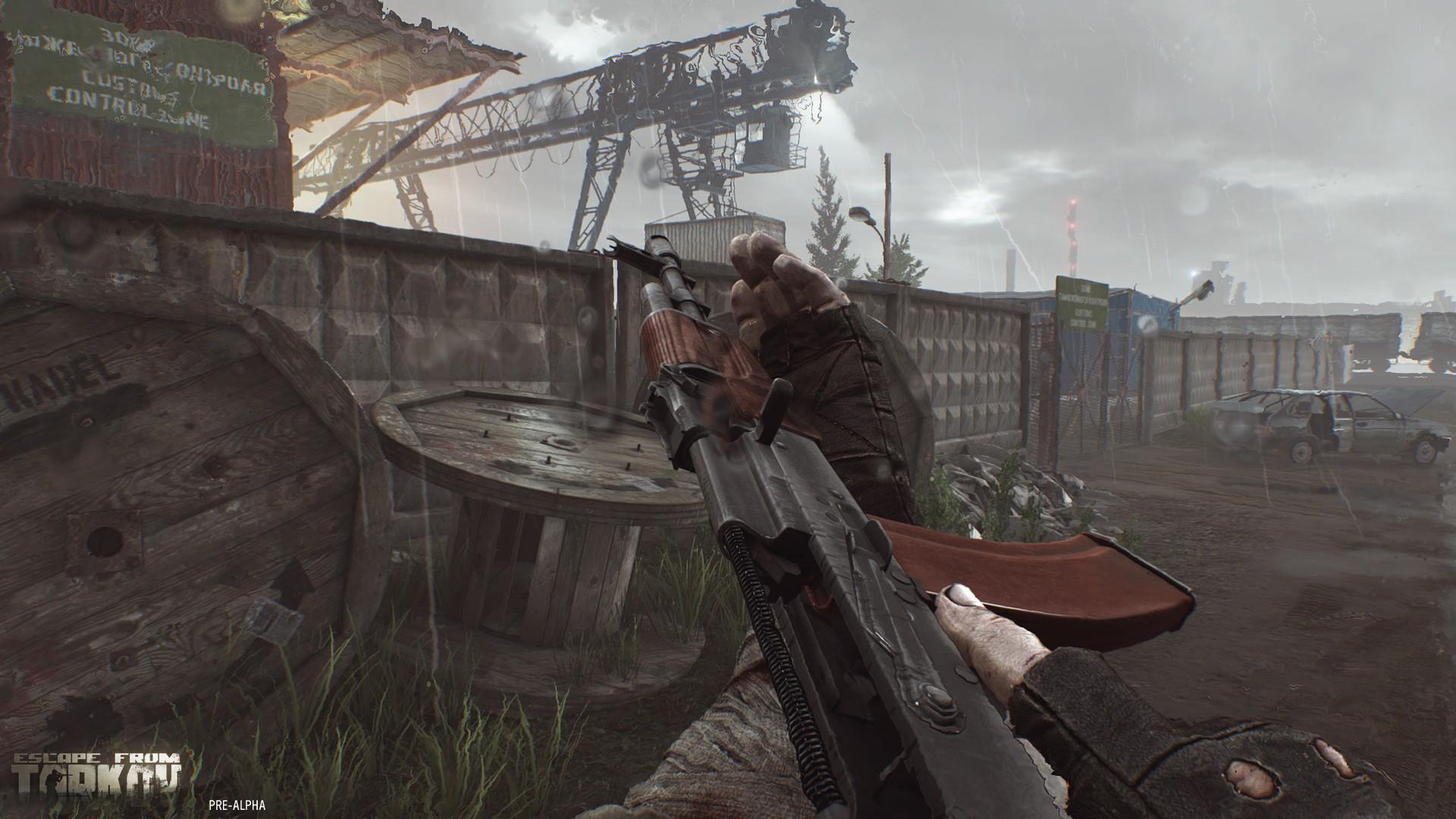 Wallpaper : video games, soldier, Escape from Tarkov, War