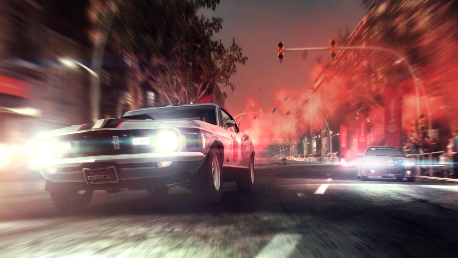 Wallpaper : video games, street, night, race cars, vehicle