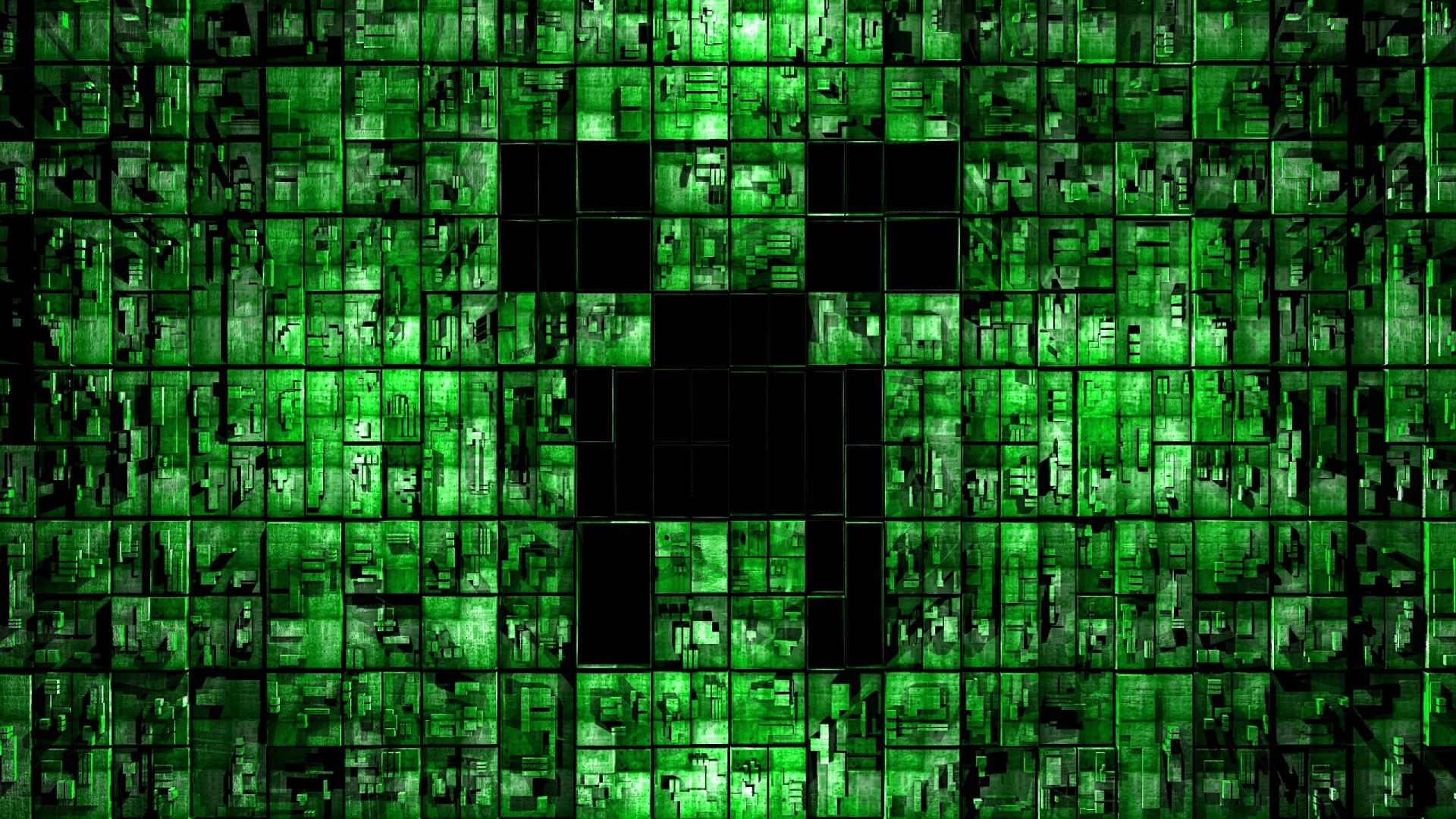 Best Wallpaper Minecraft Green - video-games-symmetry-Minecraft-green-creeper-pattern-texture-design-line-number-screenshot-font-1386  Graphic_142720.jpg