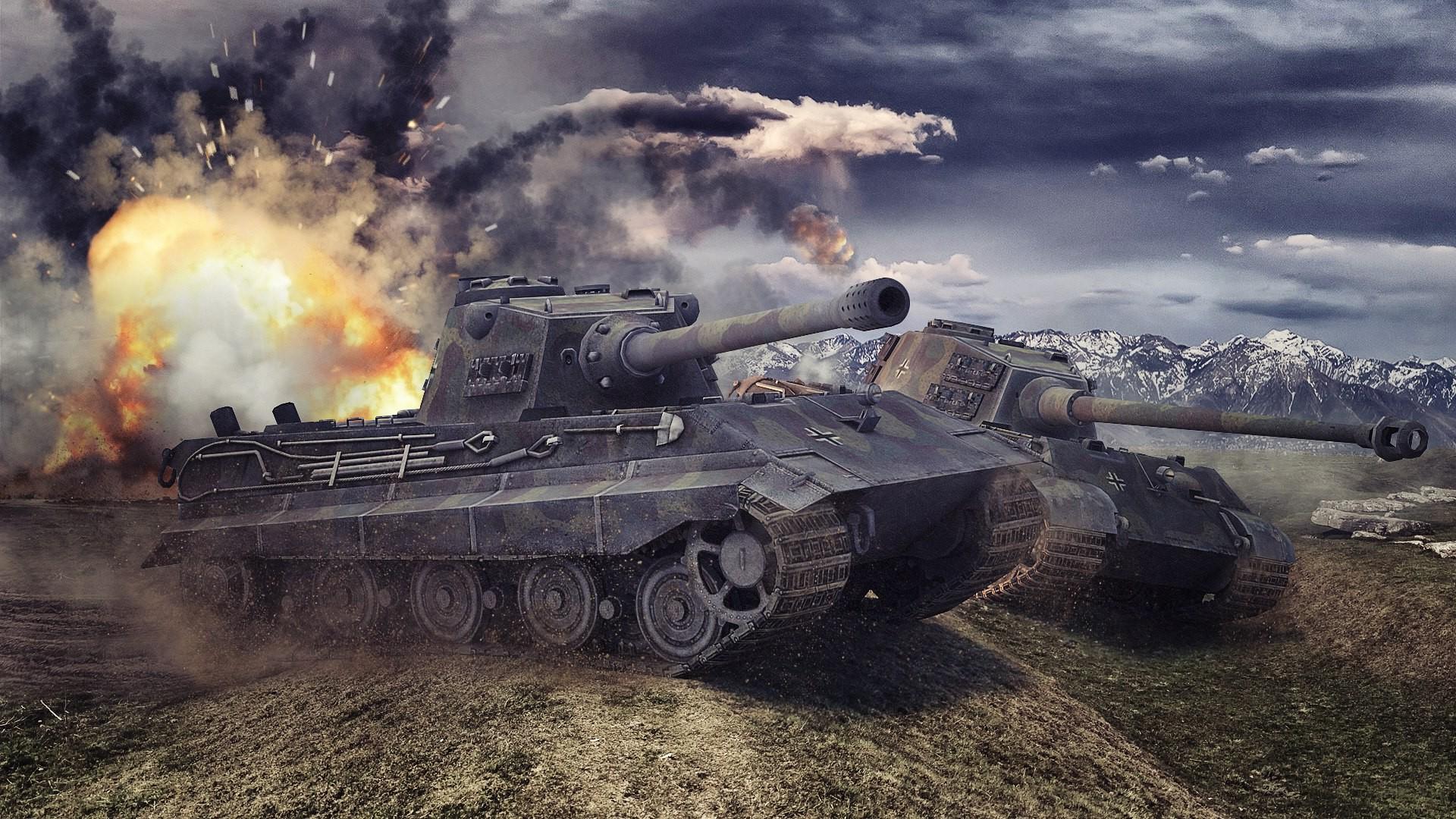 world of tanks tiger ii