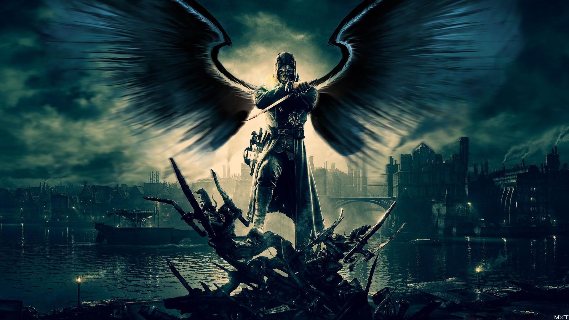 геройски падший ангел обои на рабочий стол месте поражения