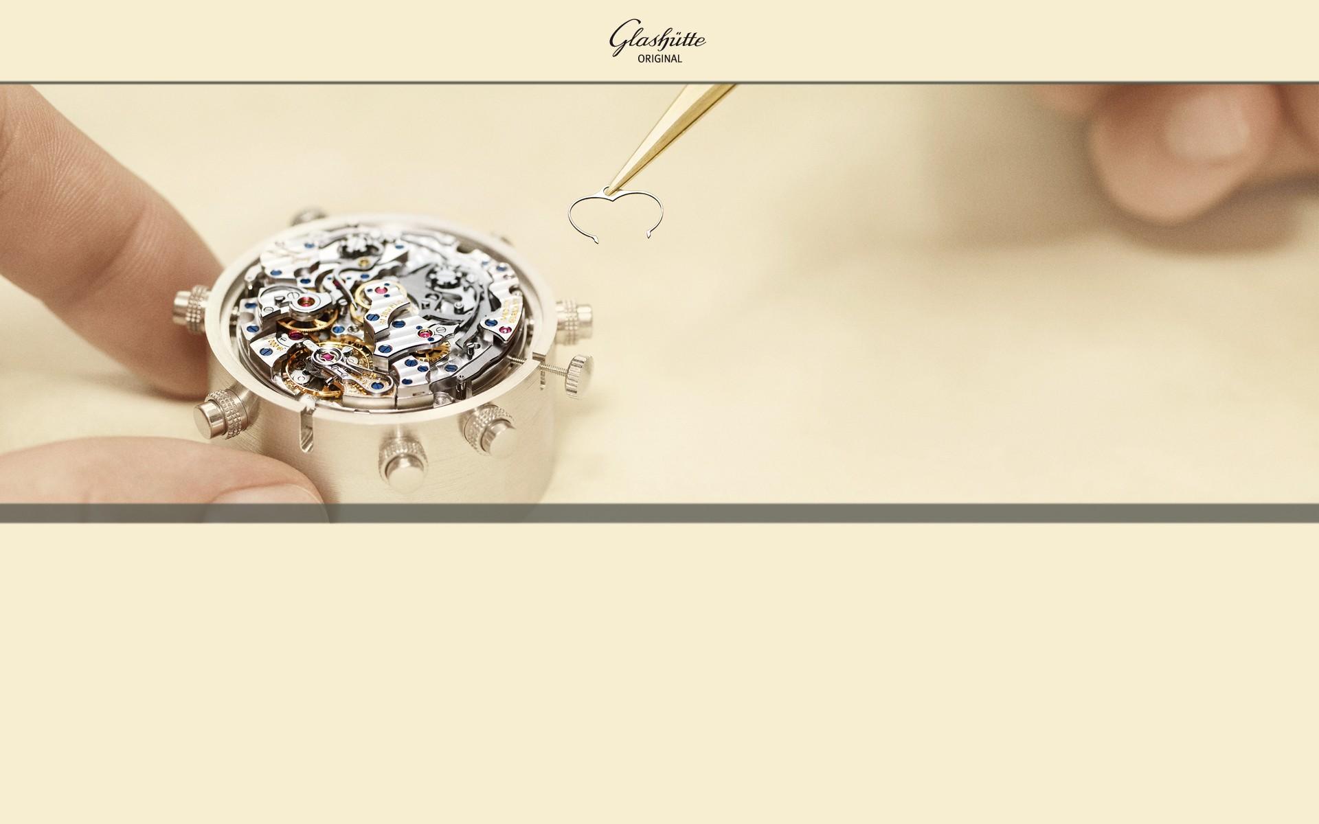 Wallpaper : watch, circle, brand, luxury watches, Glash tte, hand ...