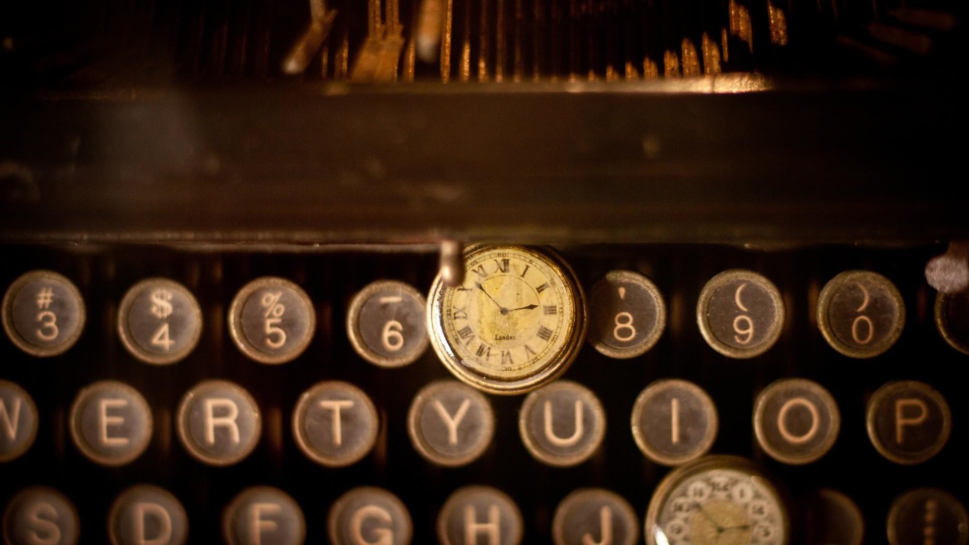 Muito Papel de parede : Assistir, números, sépia, carta, vintage  RI36