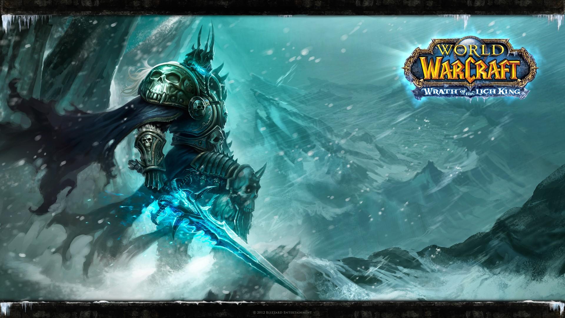 Wallpaper Water World Of Warcraft Underwater Blizzard