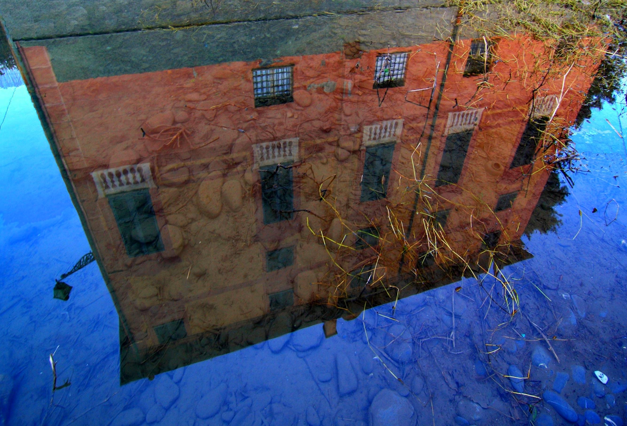 Parete Dacqua In Casa : Sfondi acqua costruzione riflessione pietre parete casa