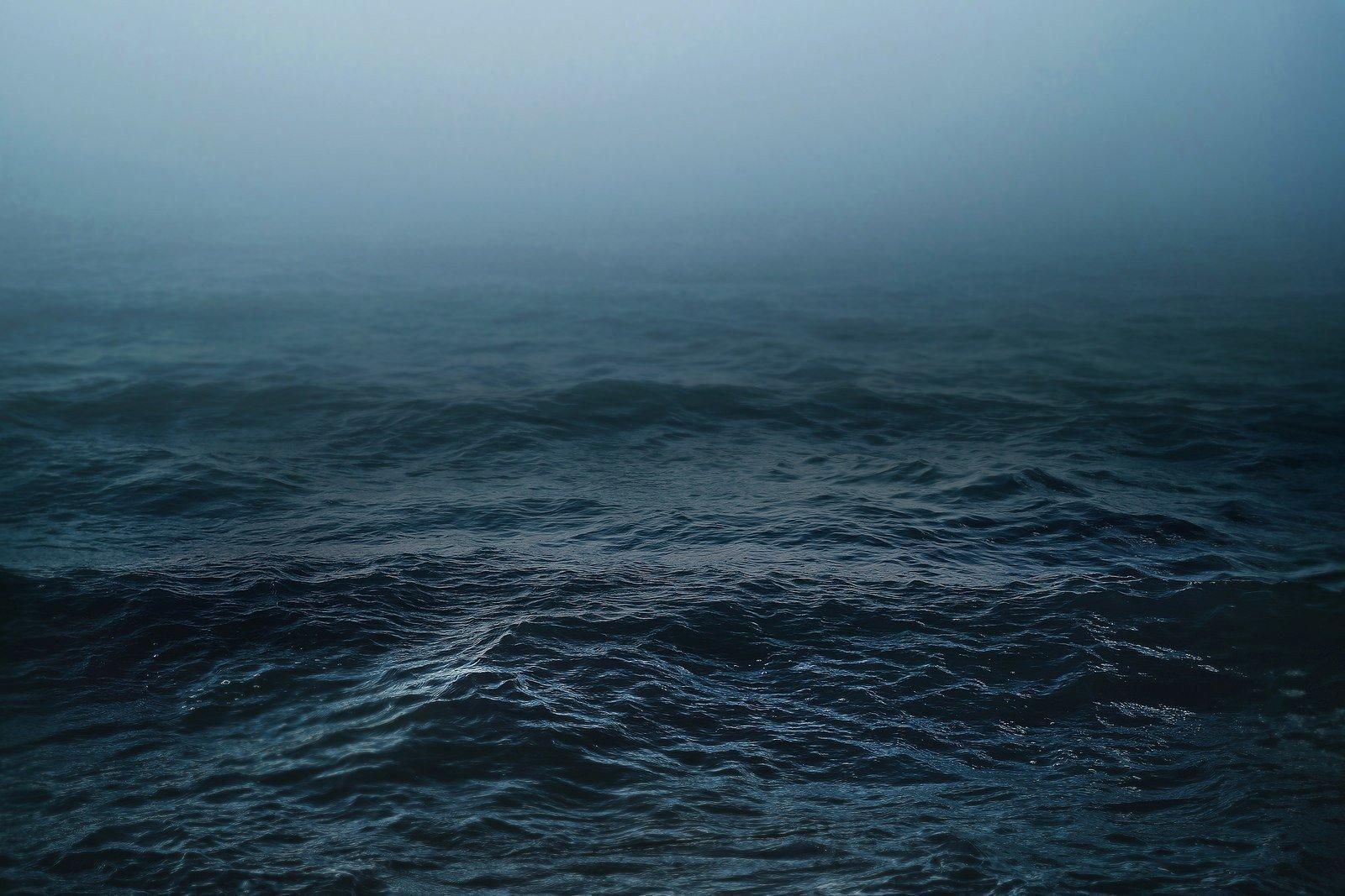 волны картинки темное море телячьи