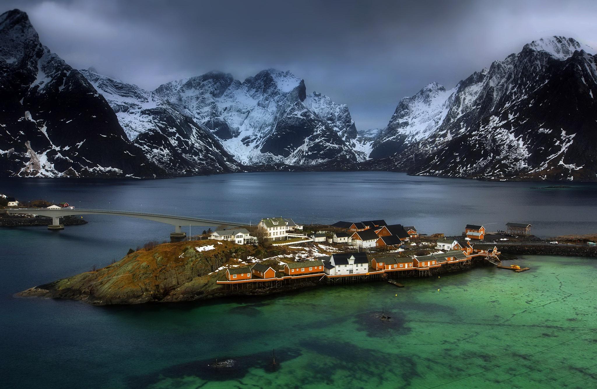 логотипом это лофотенские острова норвегия что посмотреть возрождение