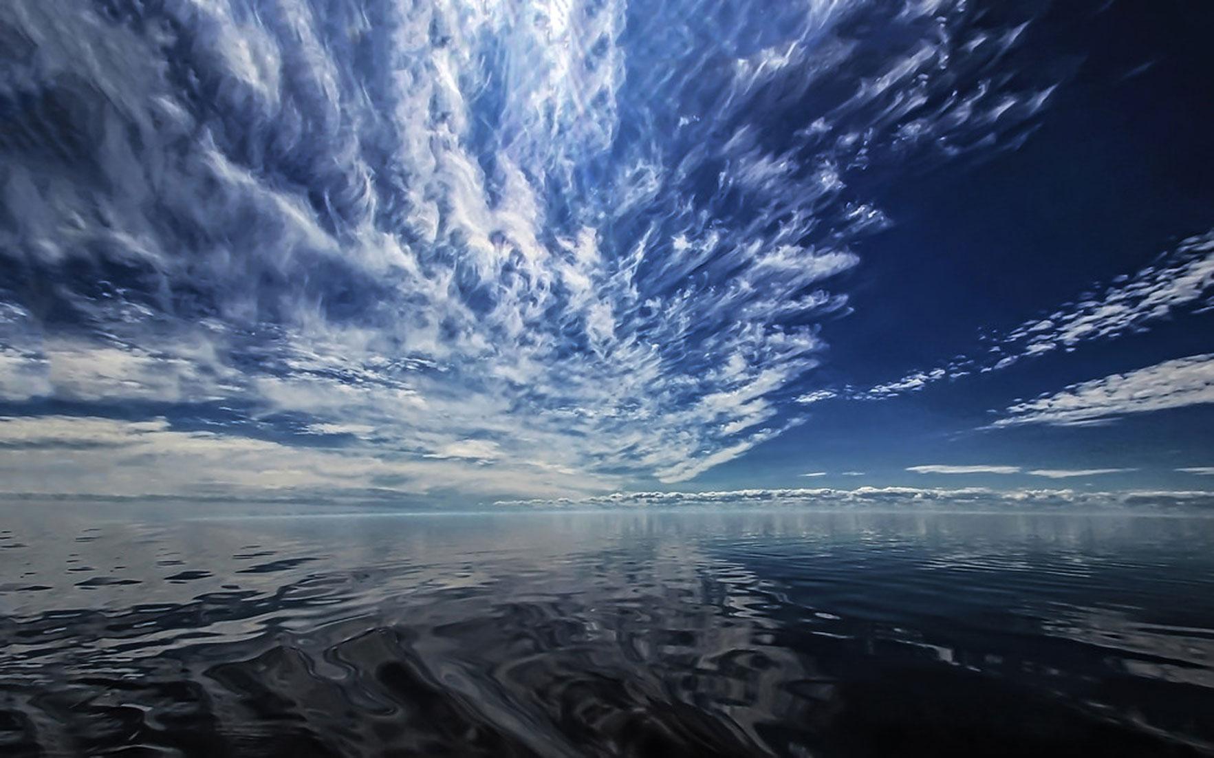 Картинки небо и воды