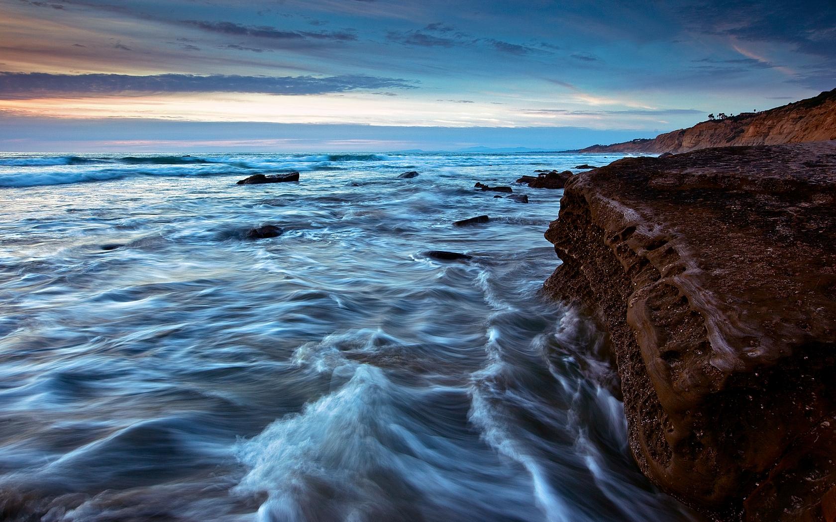 кресле красивые фото океана с побережьем же