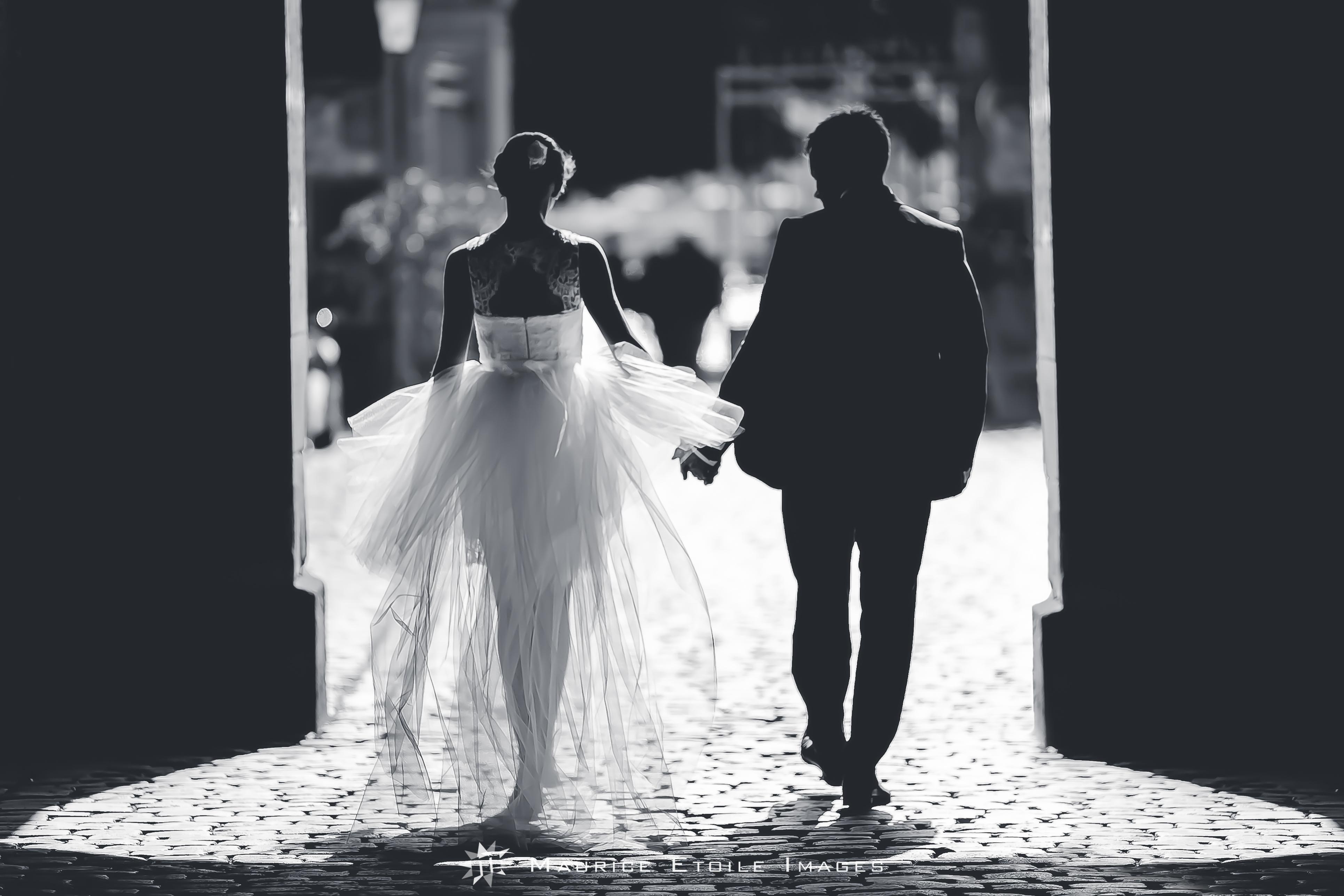 Wallpaper Wedding Shadow White Black Love Groom Bride Licht