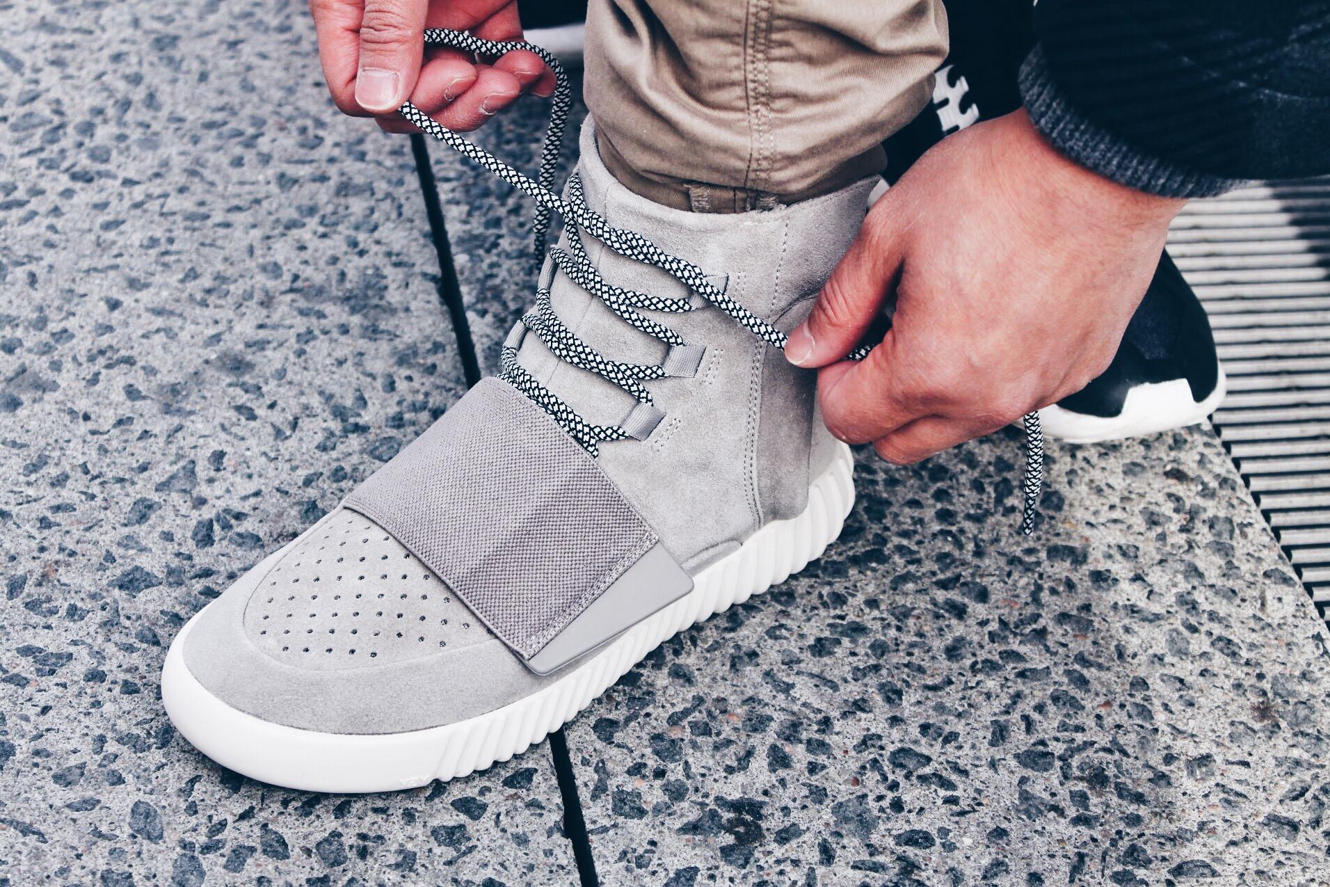 white Adidas sneakers 2015 spring Kanye West leg shoe footwear human body adidas yeezy