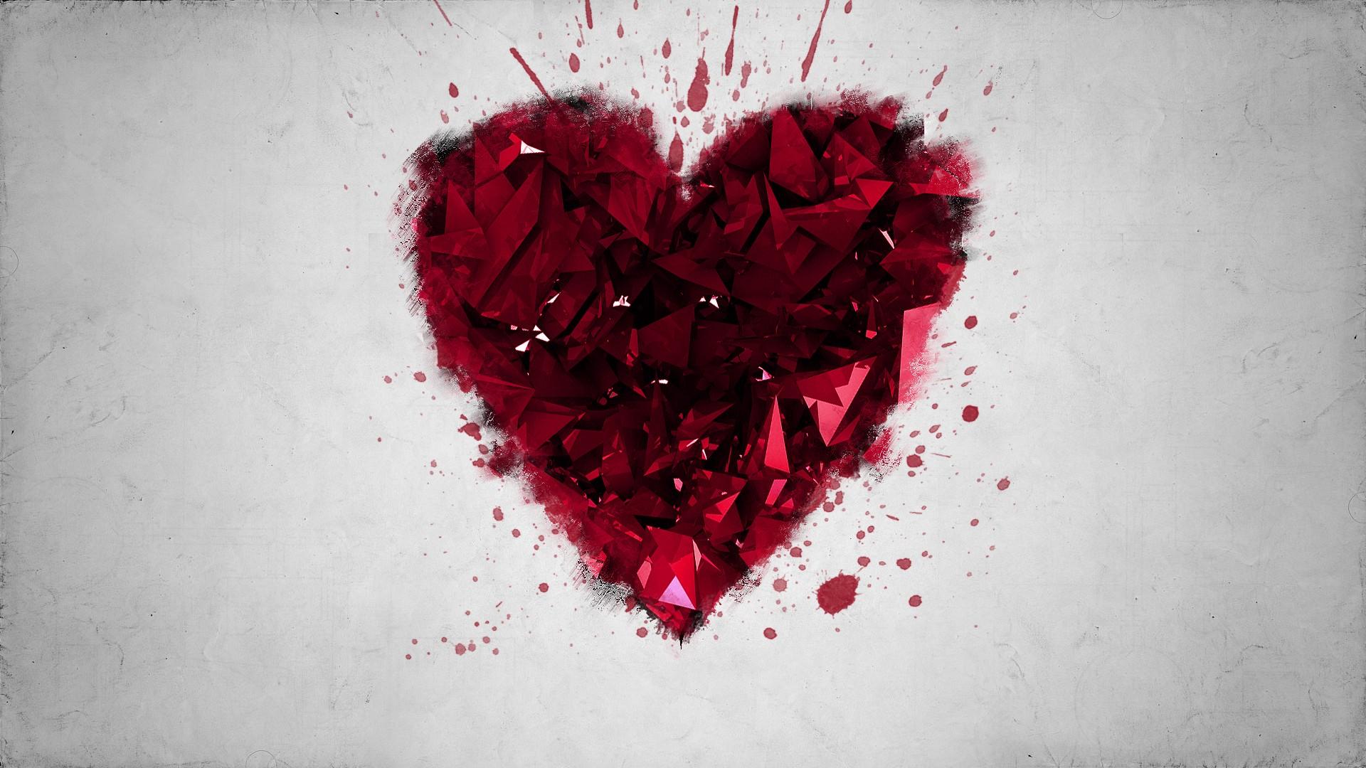 Разбитое сердце картинки черно белые обои