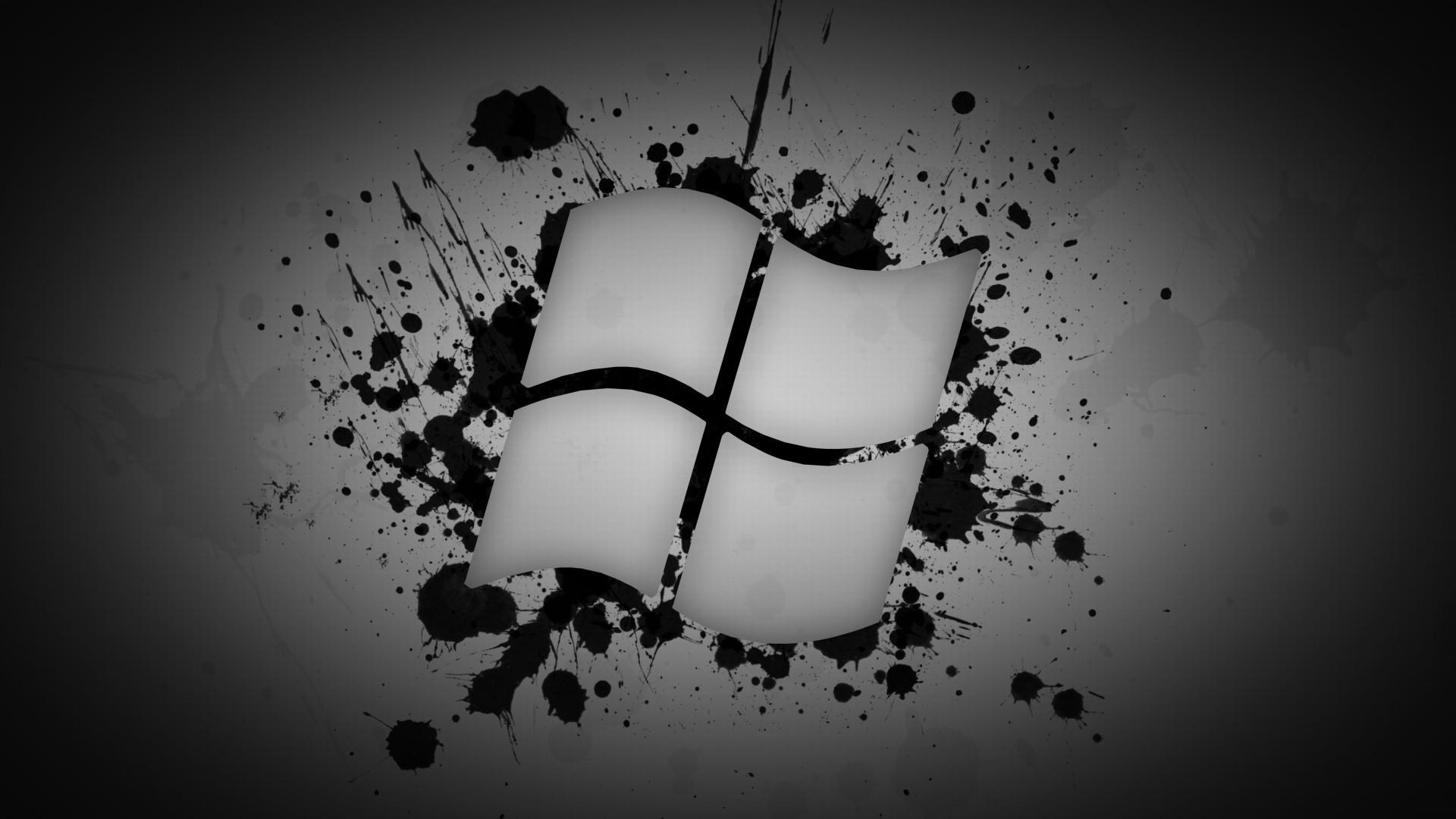 Картинки на комп черно белые