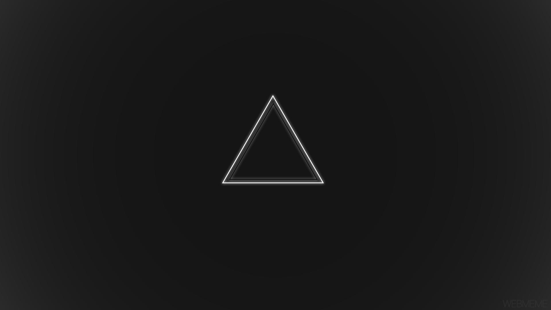 Blanc Noir Minimalisme Logo Symétrie Triangle Géométrie Cercle Gris Marque  Lumière Forme Ligne Obscurité Capture D